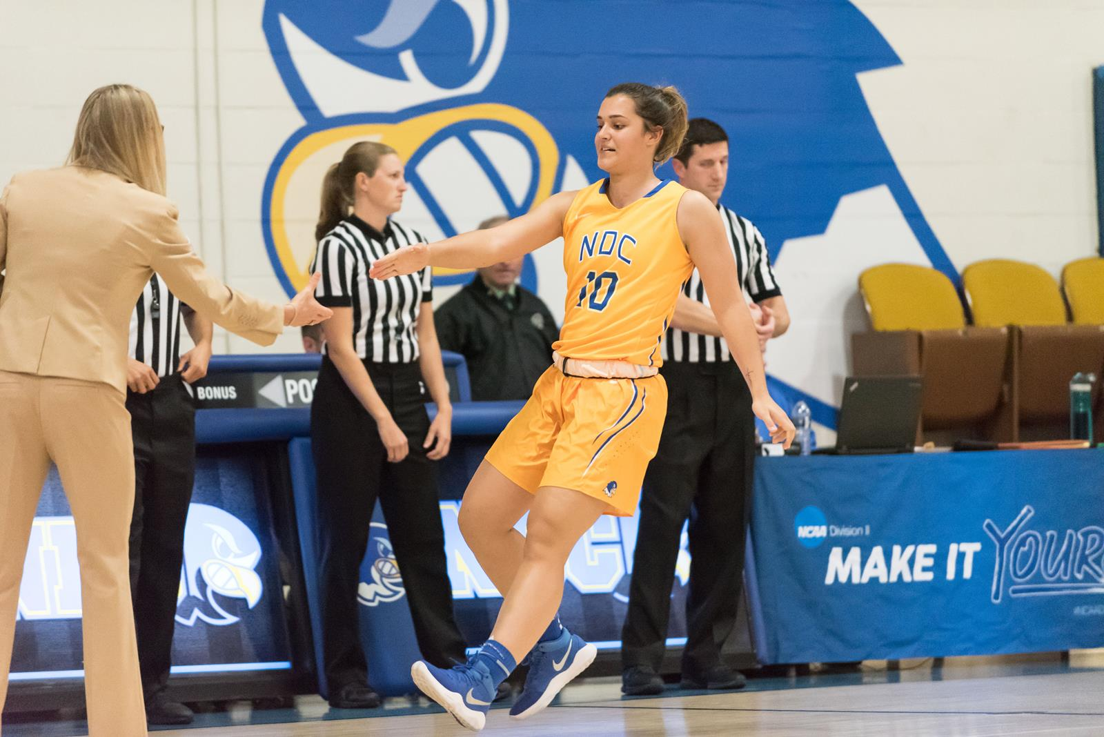 Maggie King Women S Basketball Notre Dame College Athletics