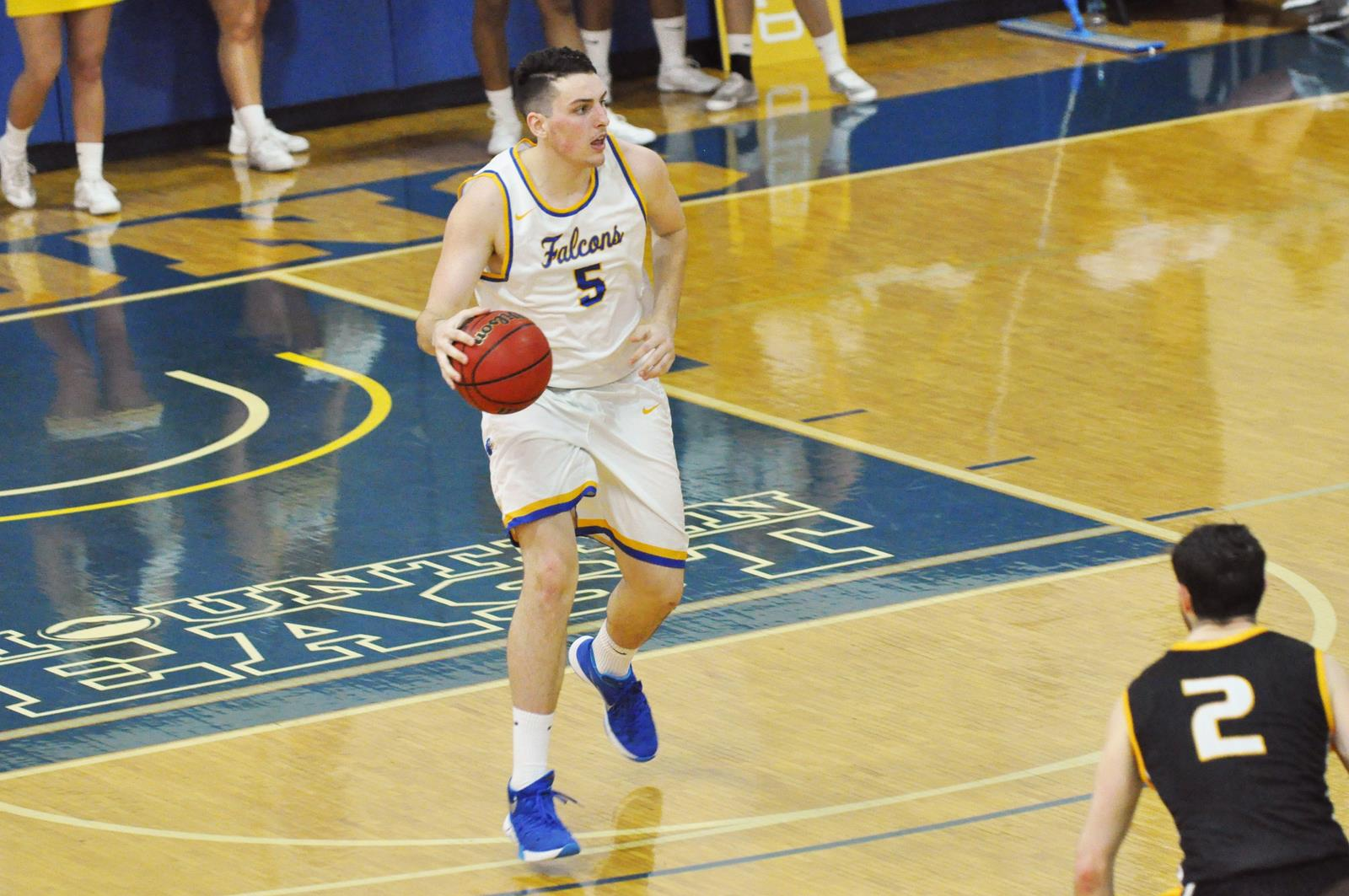 Oliver Megins Men S Basketball Notre Dame College Athletics