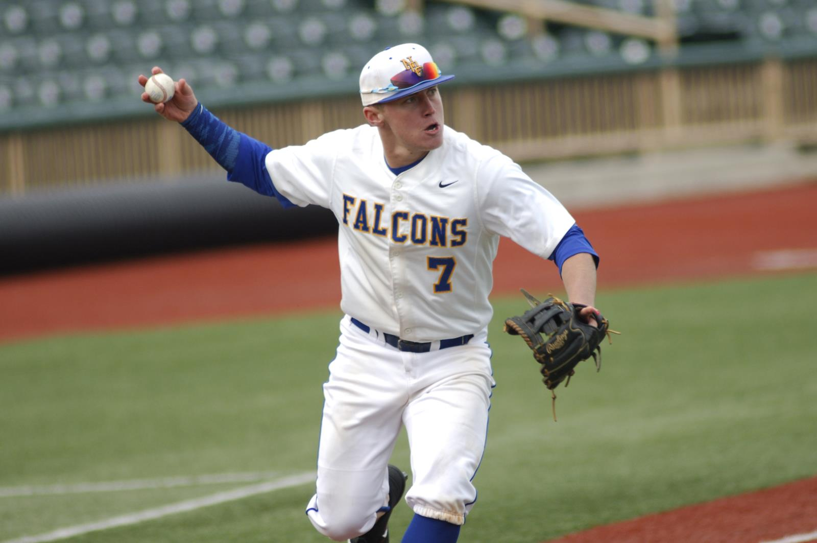 best service 8fa42 53f6f Nick Ely - Baseball - Notre Dame College Athletics