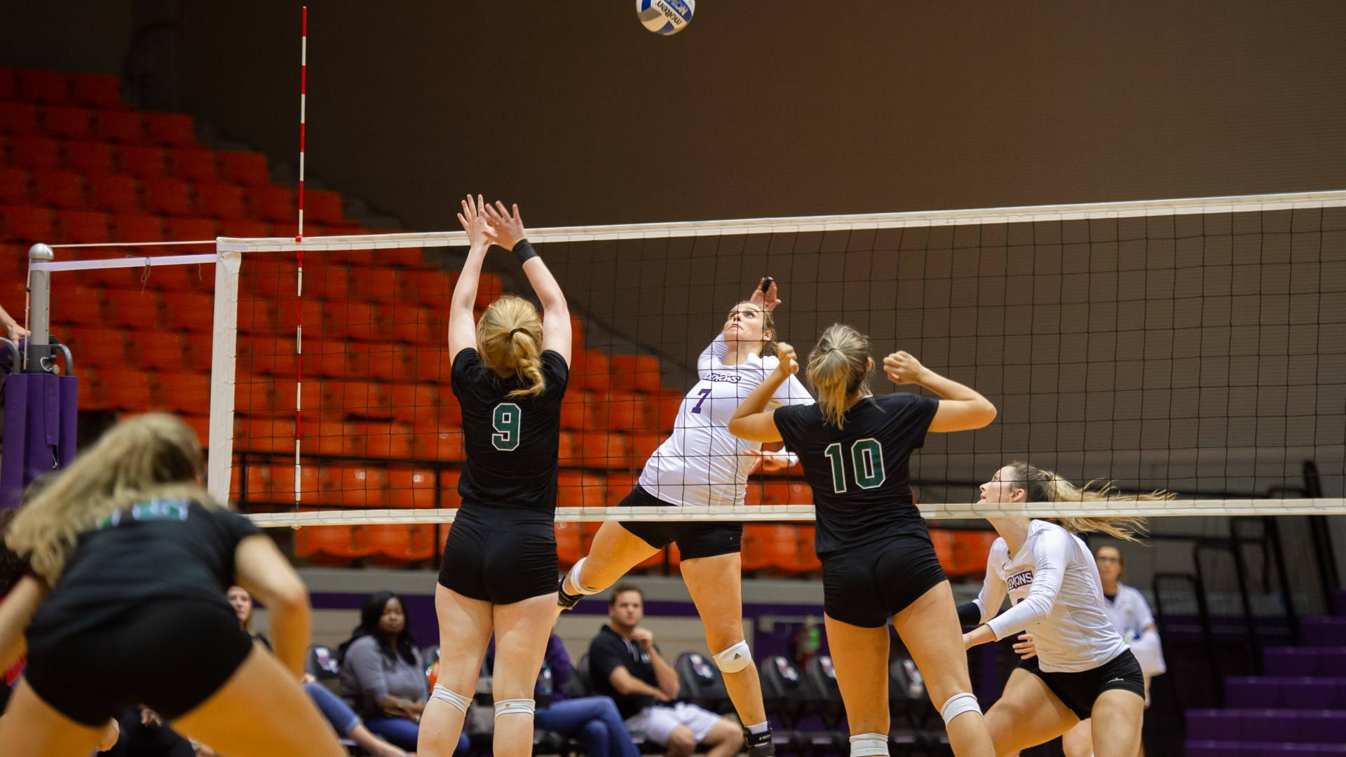 Madeline Drake - Lady Demon Volleyball - Northwestern State