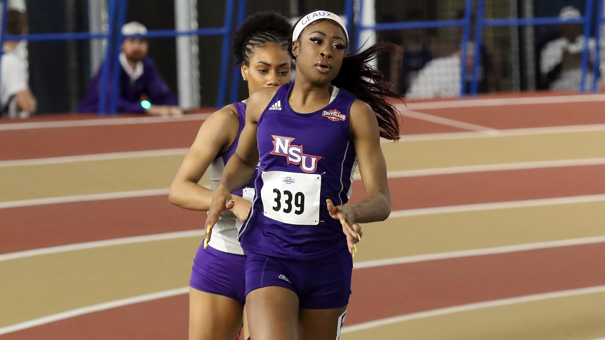 Kori Levingston - Lady Demon Track & Field - Northwestern