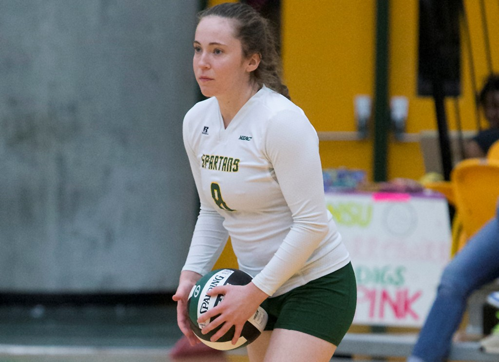 Darcy Moore Women S Volleyball Norfolk State University Athletics