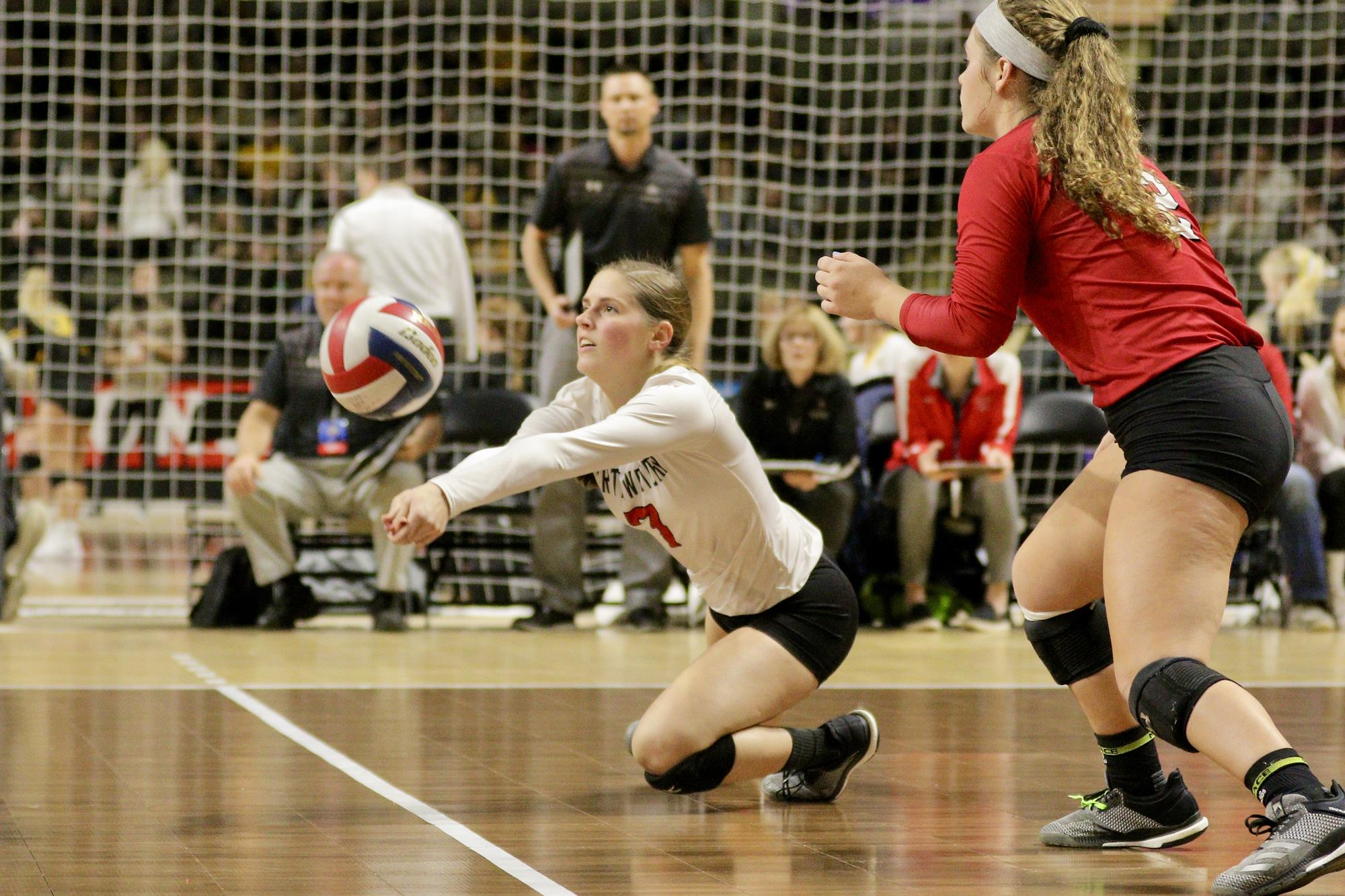 Allison Koehlmoos Women S Volleyball Northwestern College Athletics