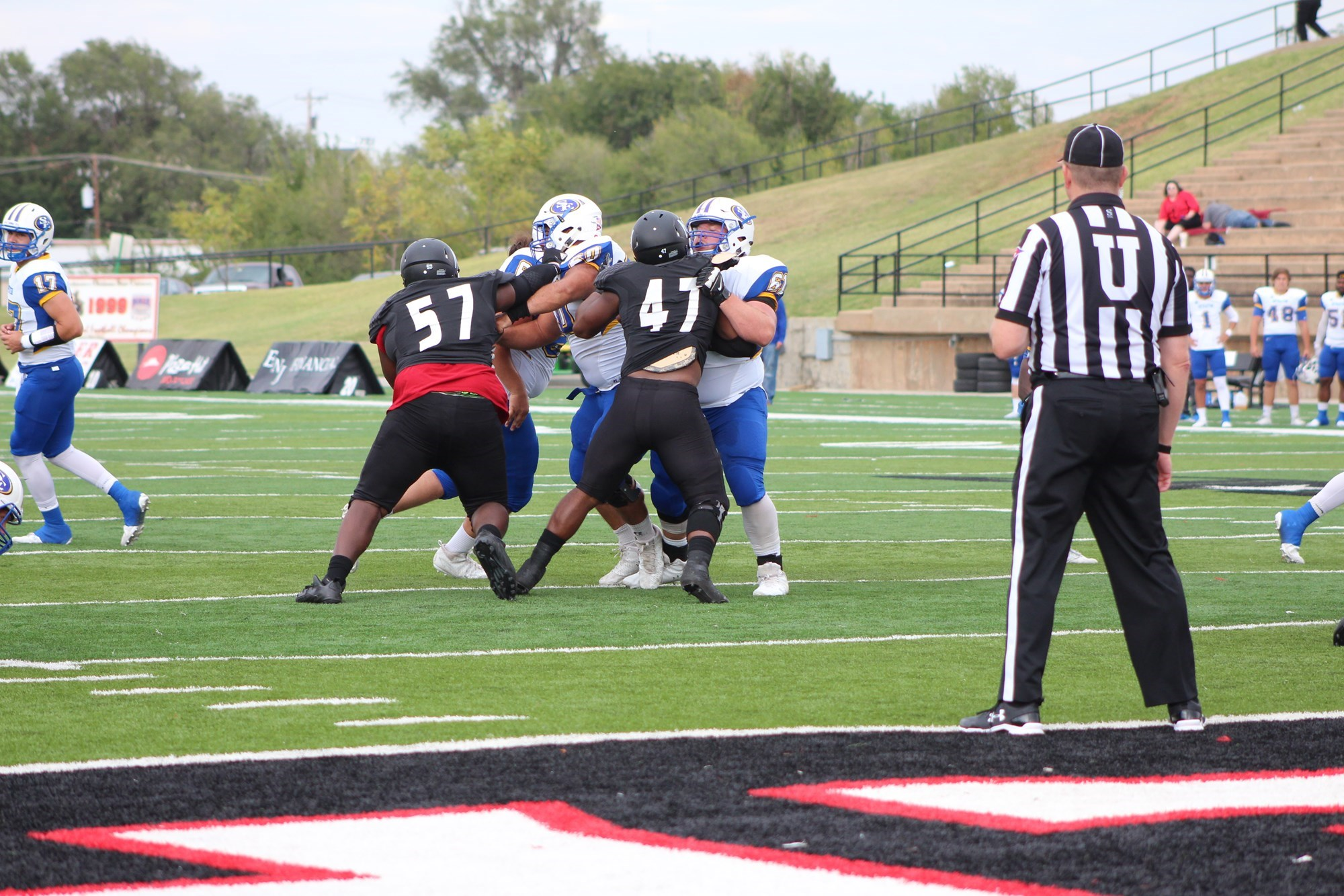 Tyreese Jackson - 2019 - Football - Northwestern Oklahoma