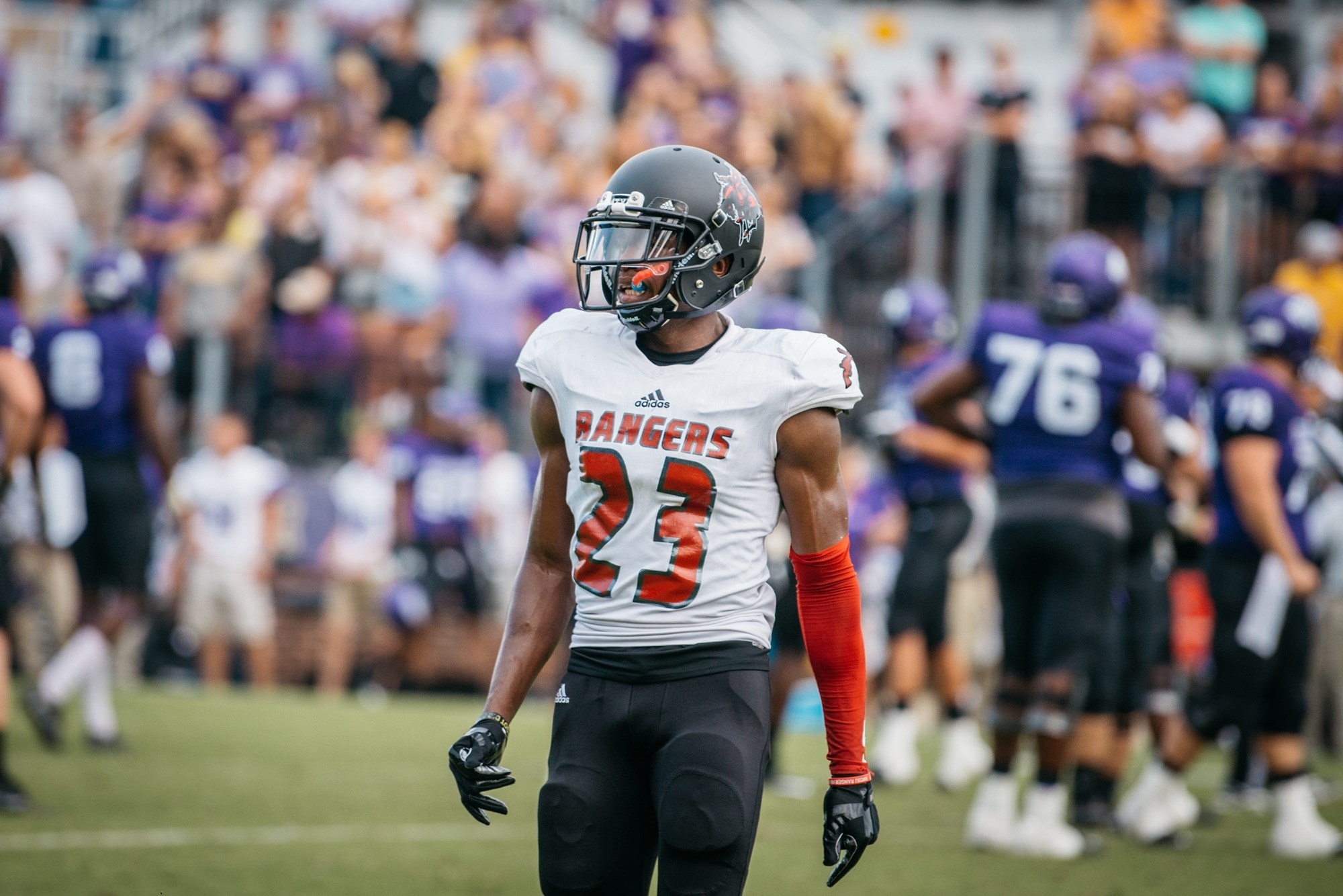 Aharon Barnes - 2019 - Football - Northwestern Oklahoma