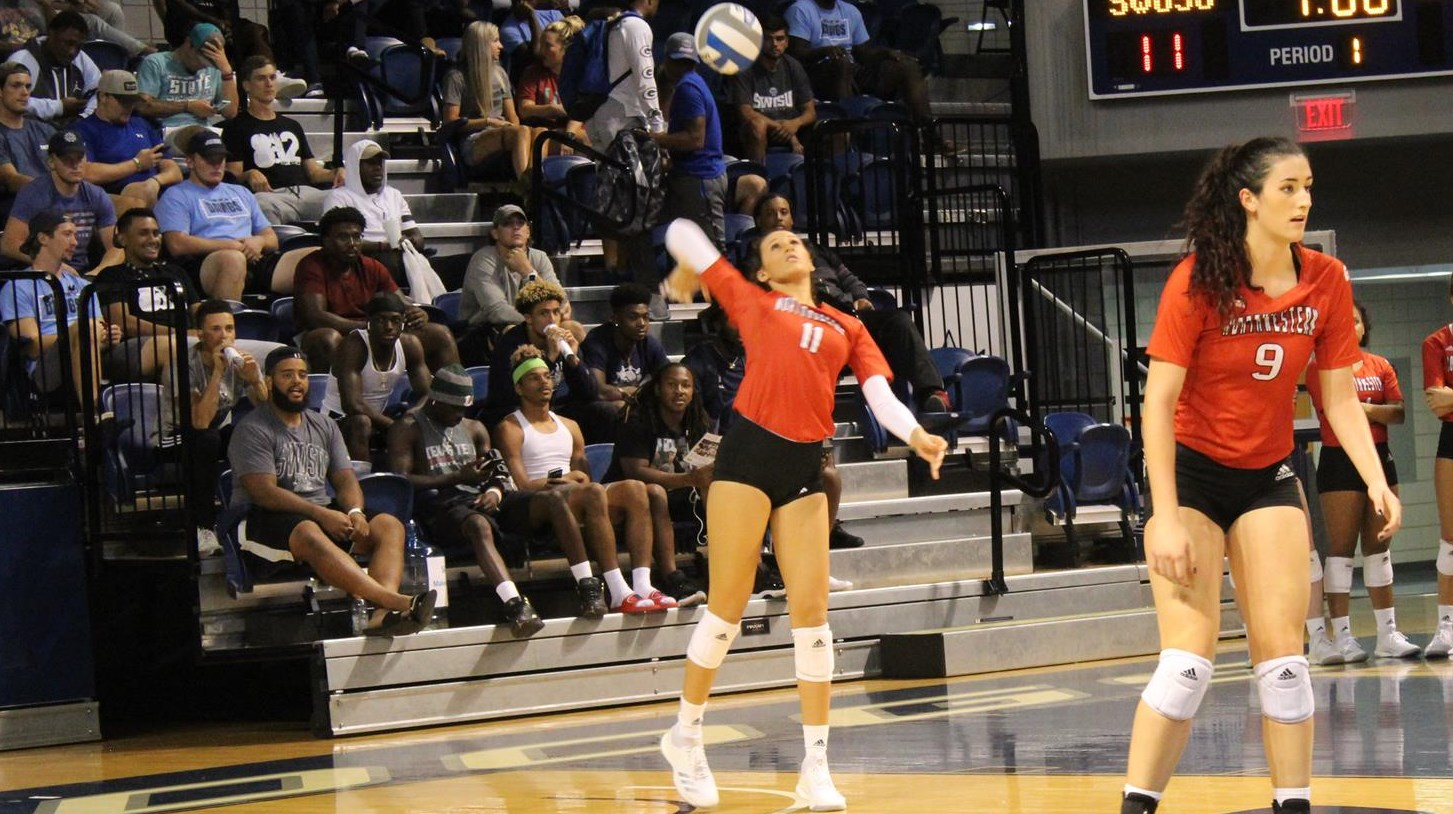 Stephanie Bray 2018 19 Women S Volleyball Northwestern Oklahoma State Athletics