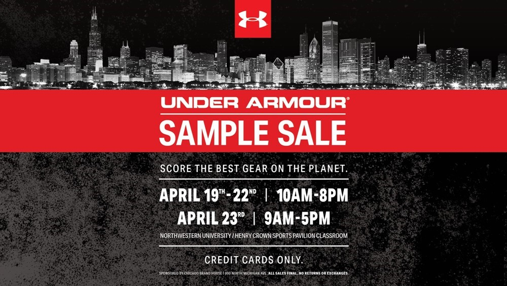 who sales under armour
