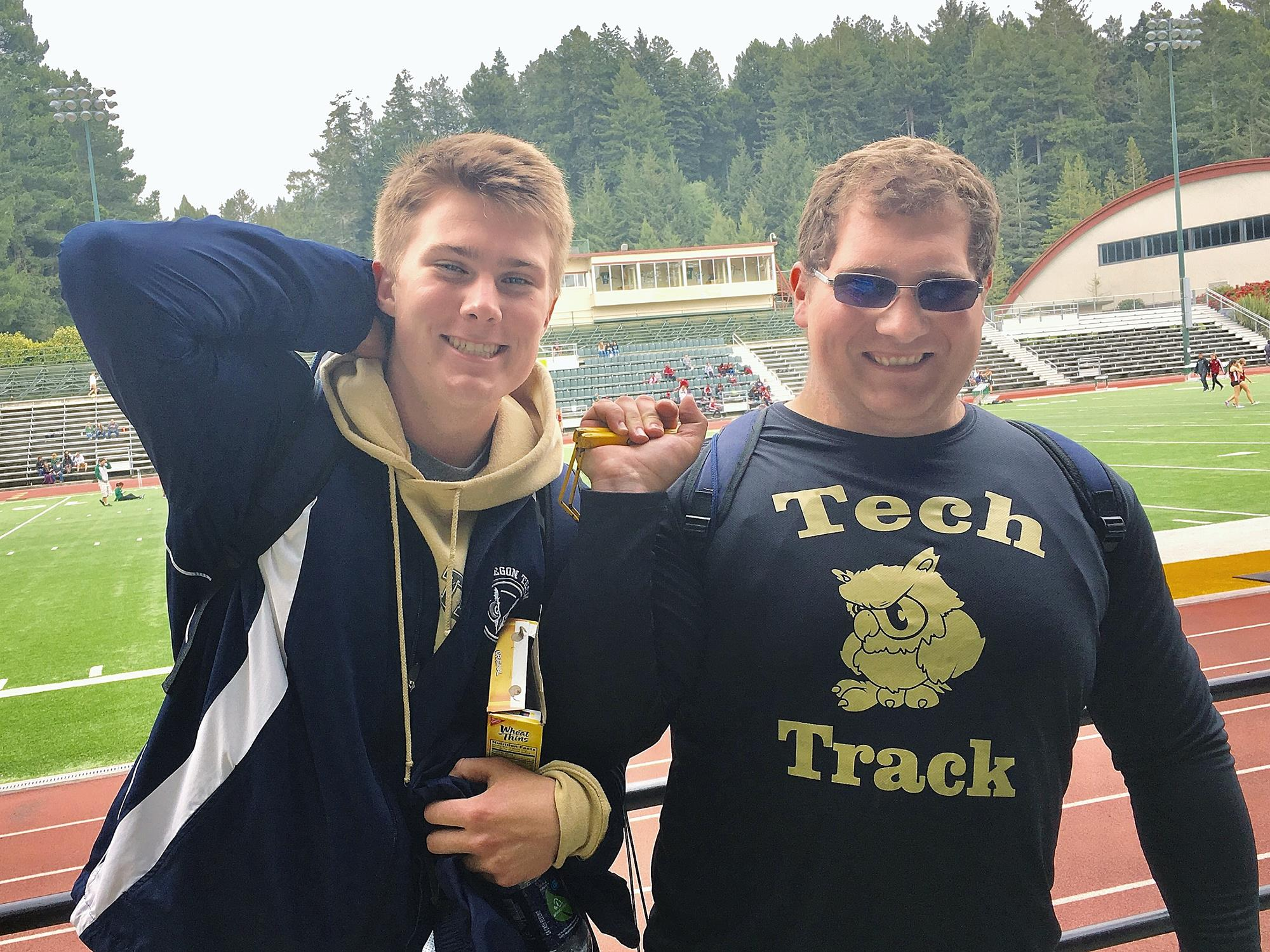 the best attitude ba2a4 c9a12 Dominic Meads - Men's Track and Field - Oregon Institute of ...