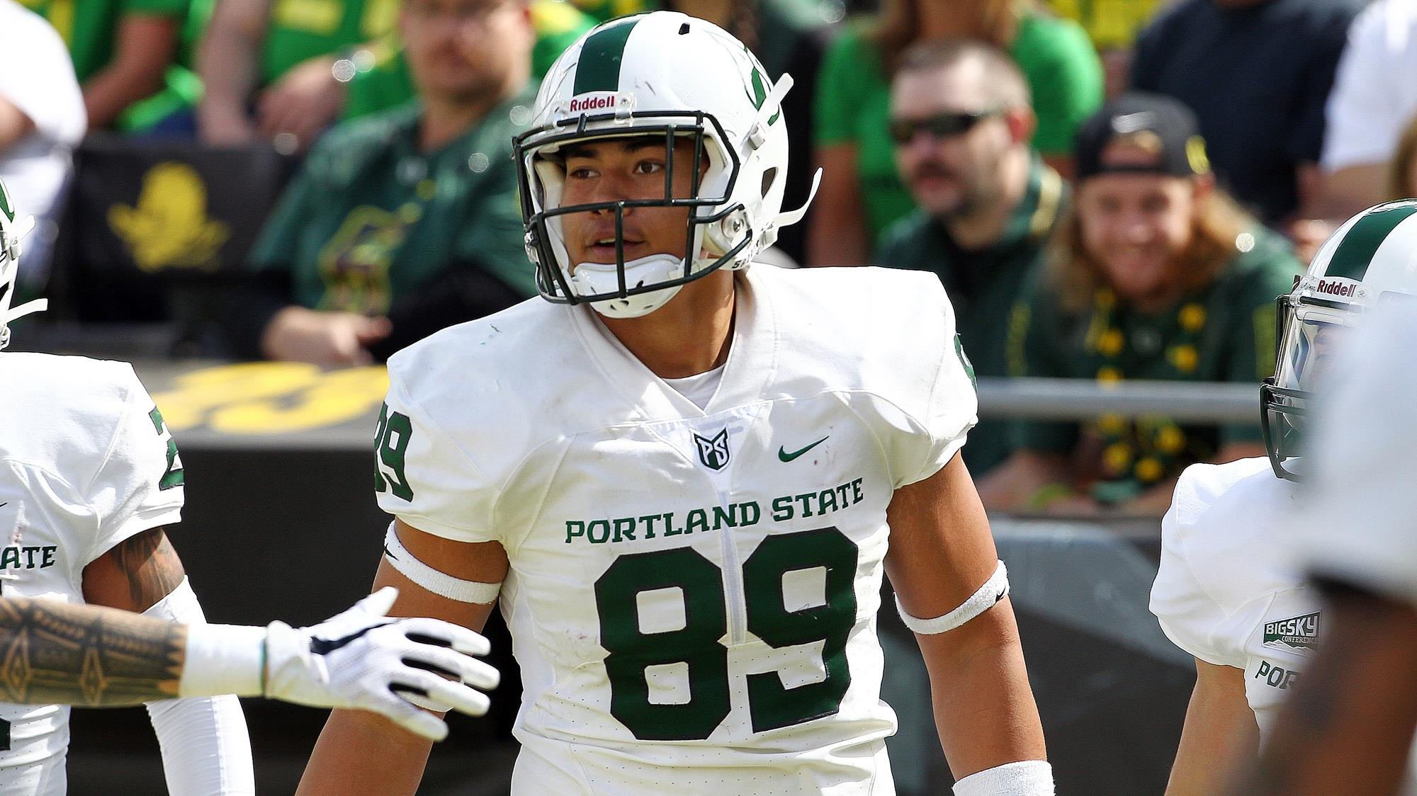 Image result for portland state football charlie