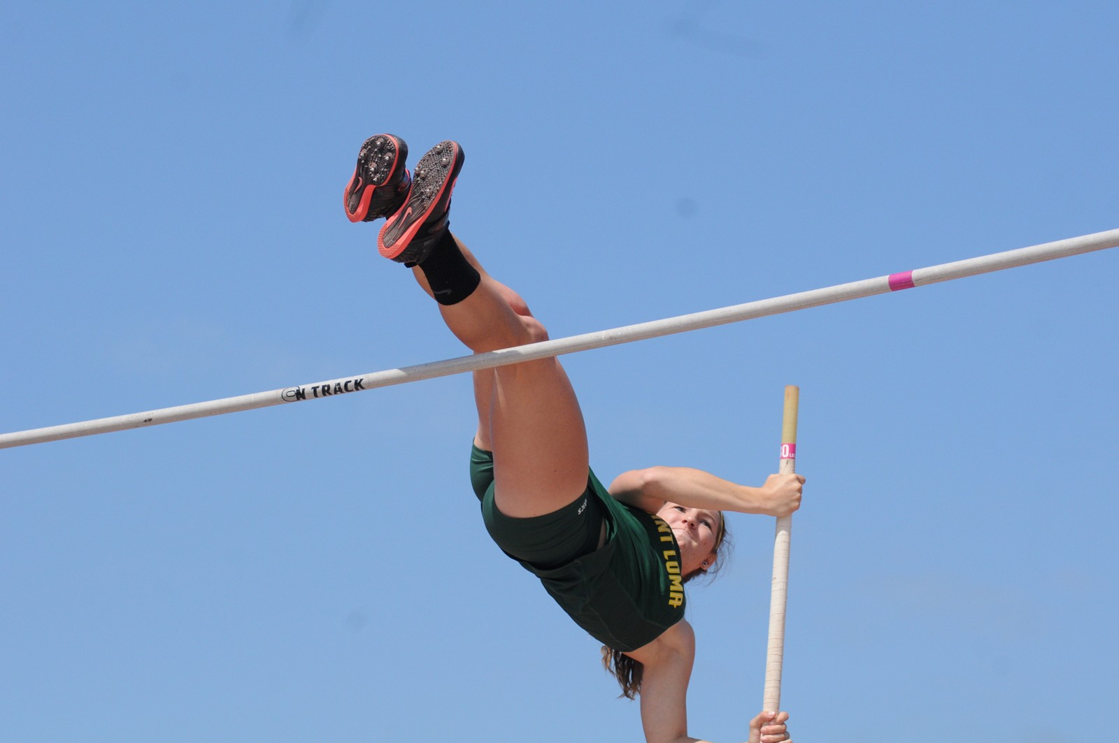 Carly Rodgers - Track & Field - PLNU Athletics