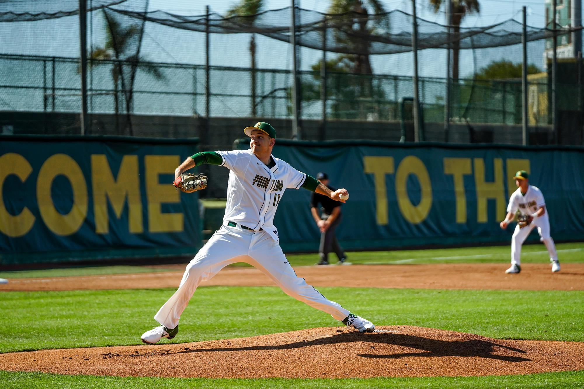 Zack Noll Baseball Plnu Athletics