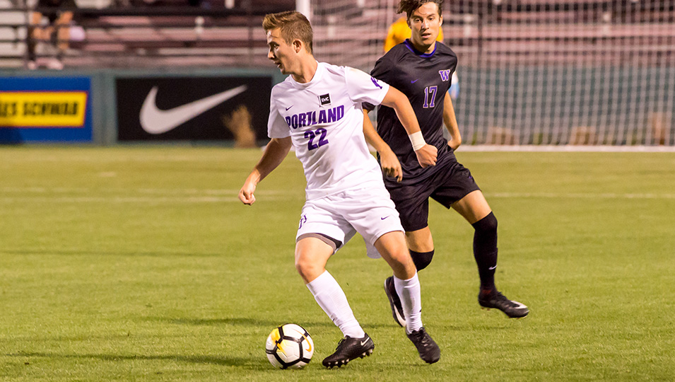 Easton Embley Men S Soccer University Of Portland Athletics