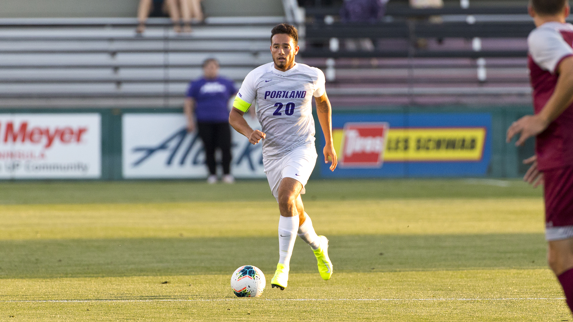 Esteban Calvo Men S Soccer University Of Portland Athletics