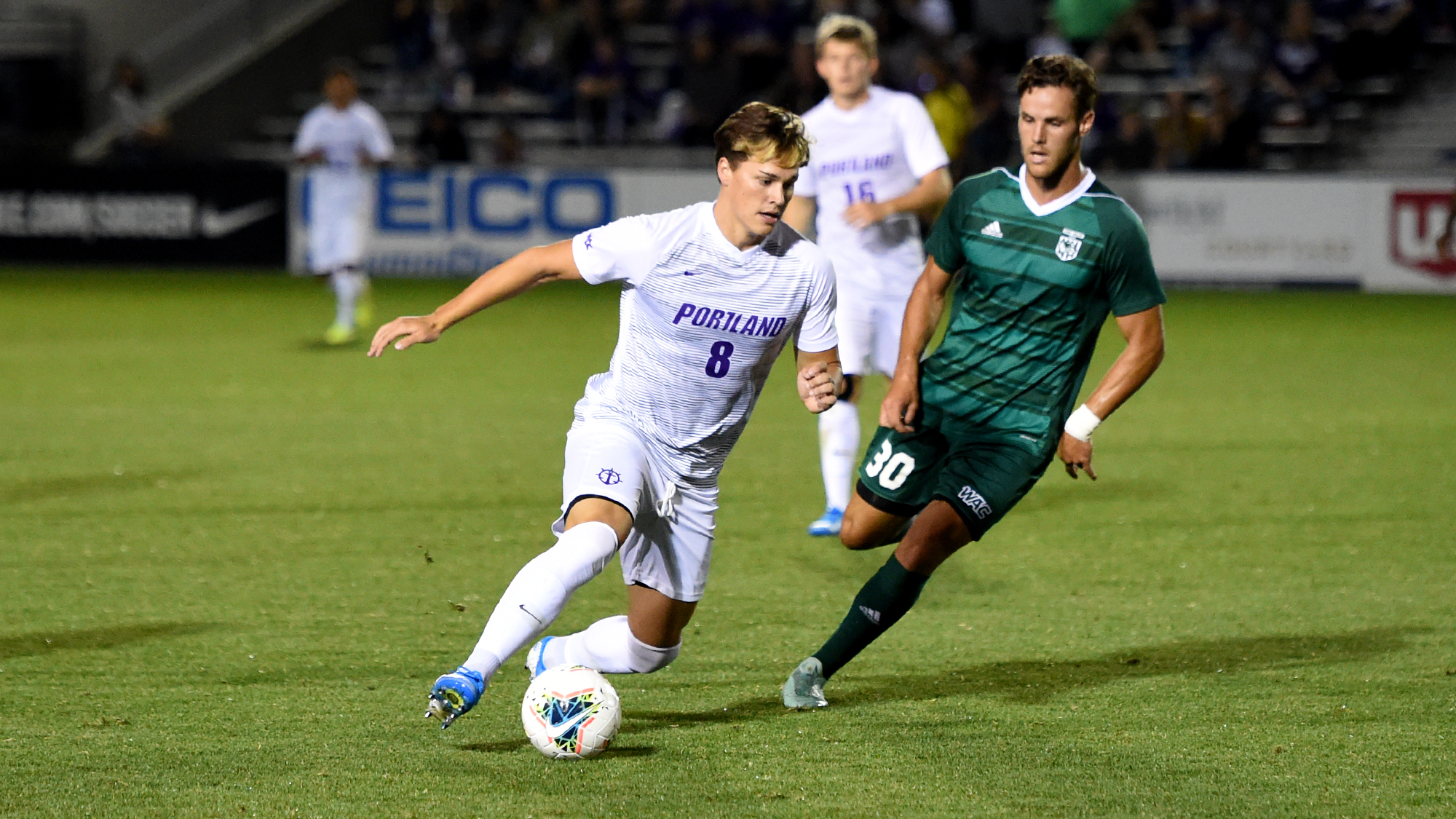 Noah Beck Men S Soccer University Of Portland Athletics