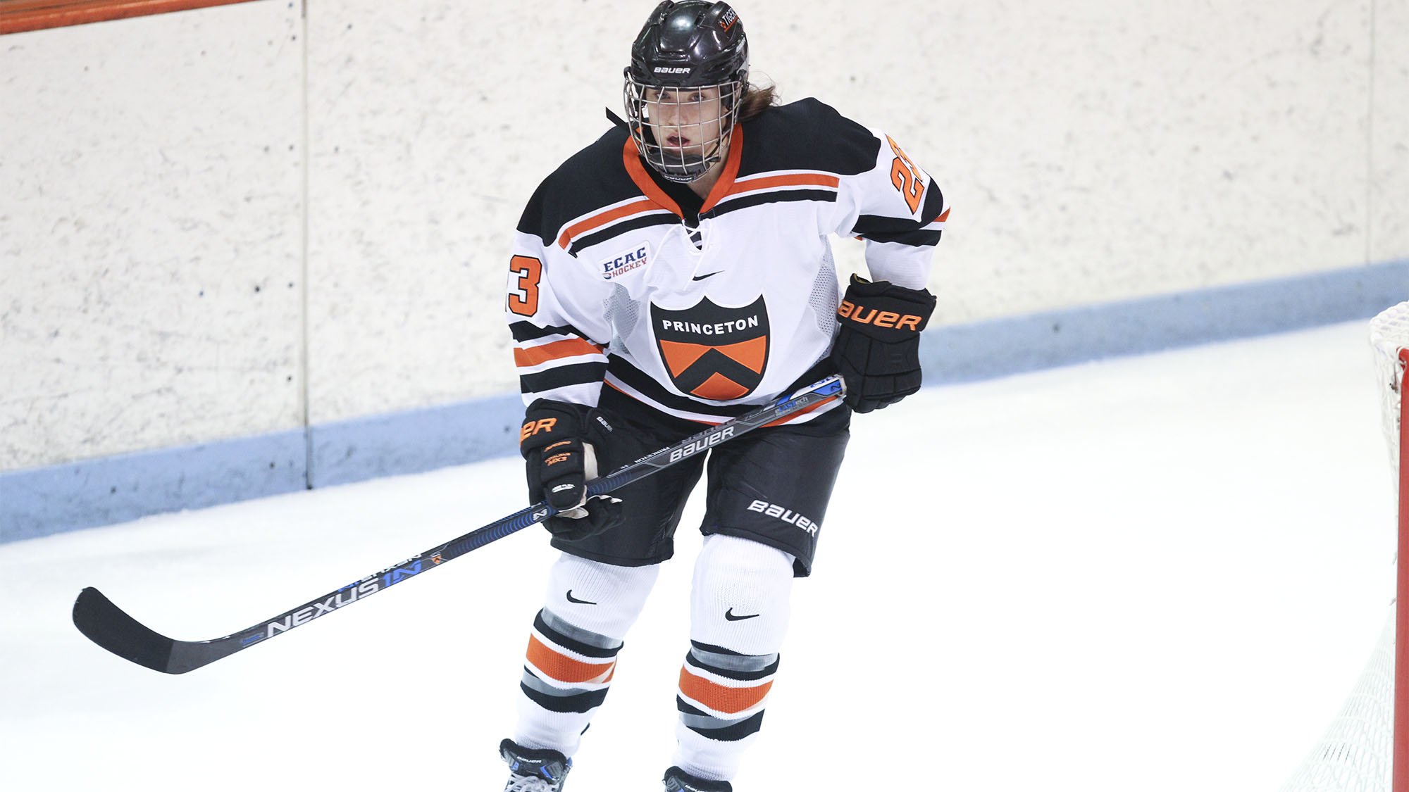Emily Achterkirch - Women's Ice Hockey - Princeton