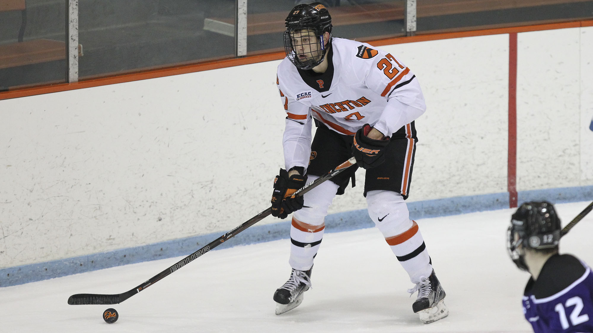 Joe Grabowski - Men's Ice Hockey - Princeton University