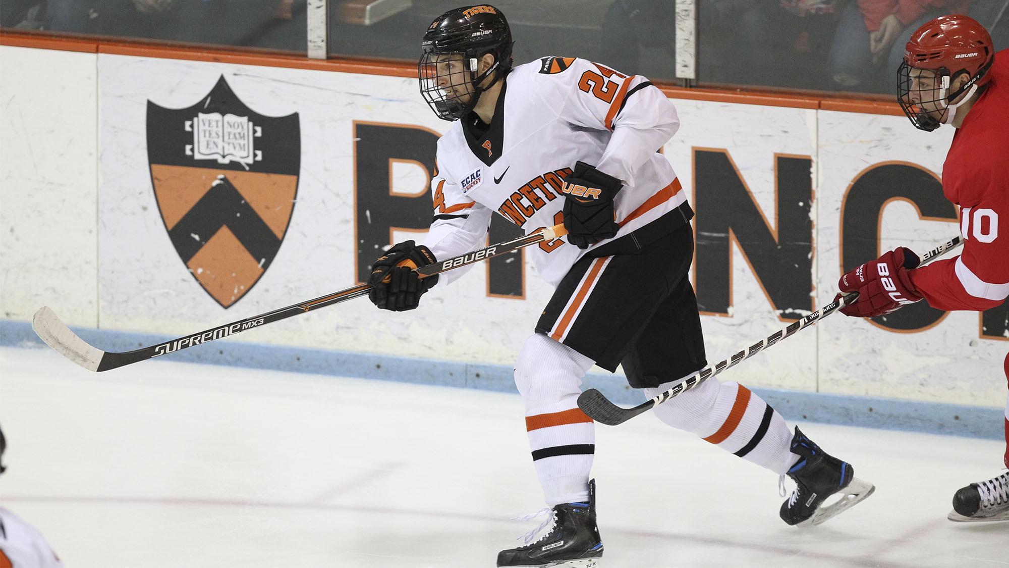 Quin Pompi - Men's Ice Hockey - Princeton University Athletics