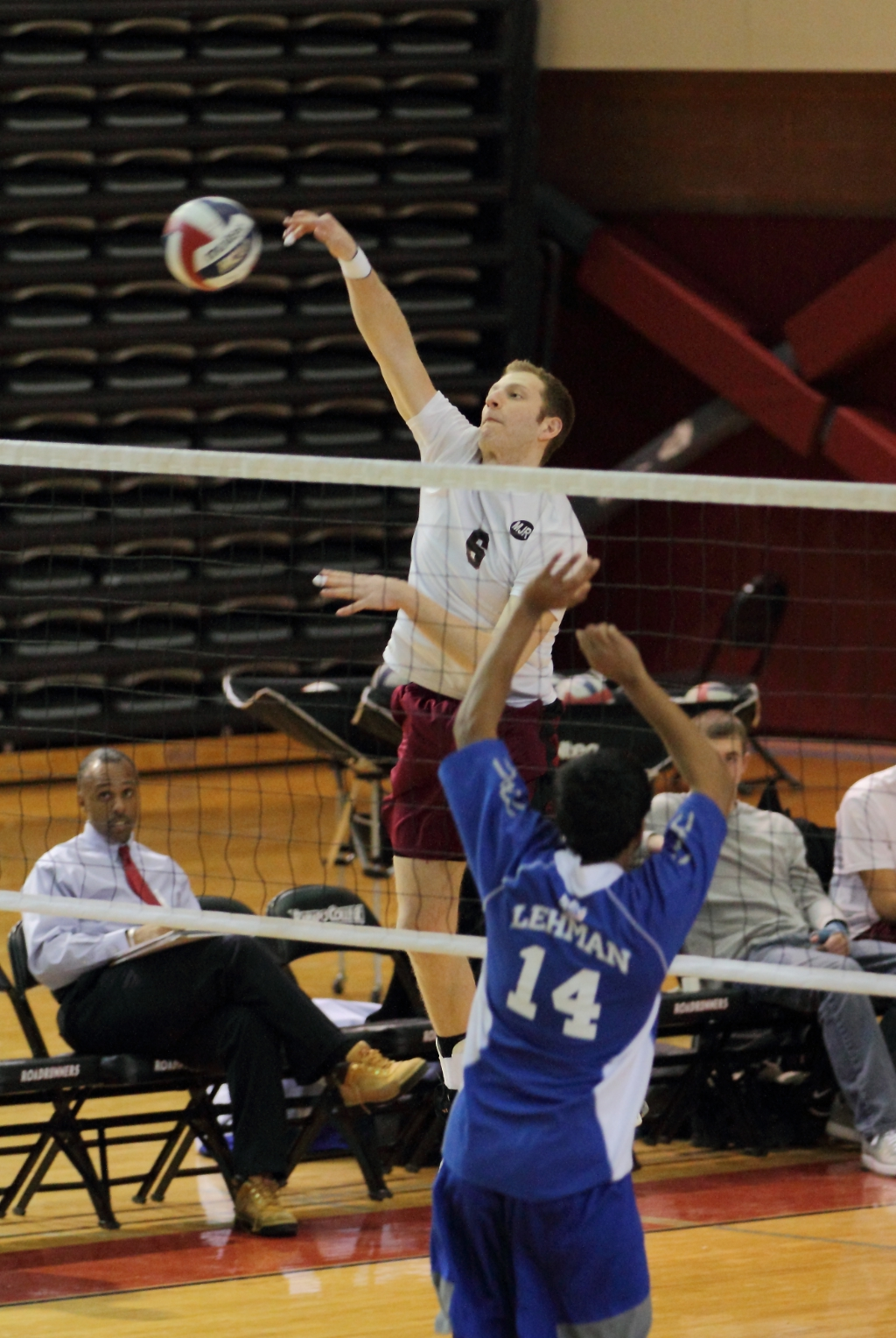 more photos 1753e 2c917 Andrew Brown - Men's Volleyball - Ramapo College of New ...