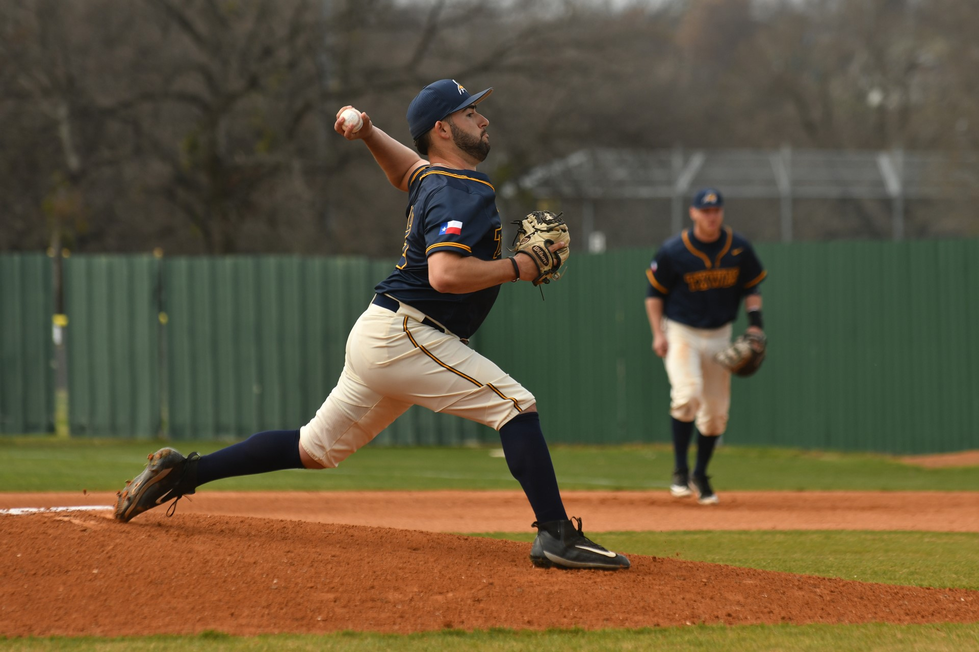 Bsb Braves Fall Short To 12 Oklahoma Wesleyan 5 4 Ottawa University Athletics