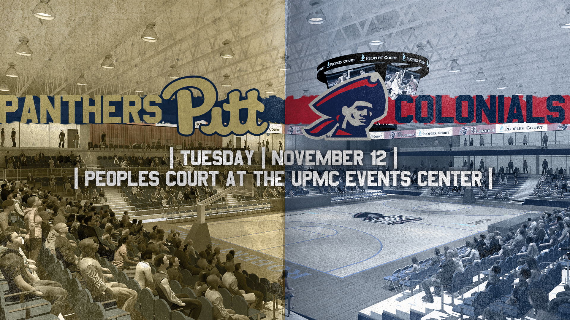 Robert Morris To Host Pitt In First Game At UPMC Events Center