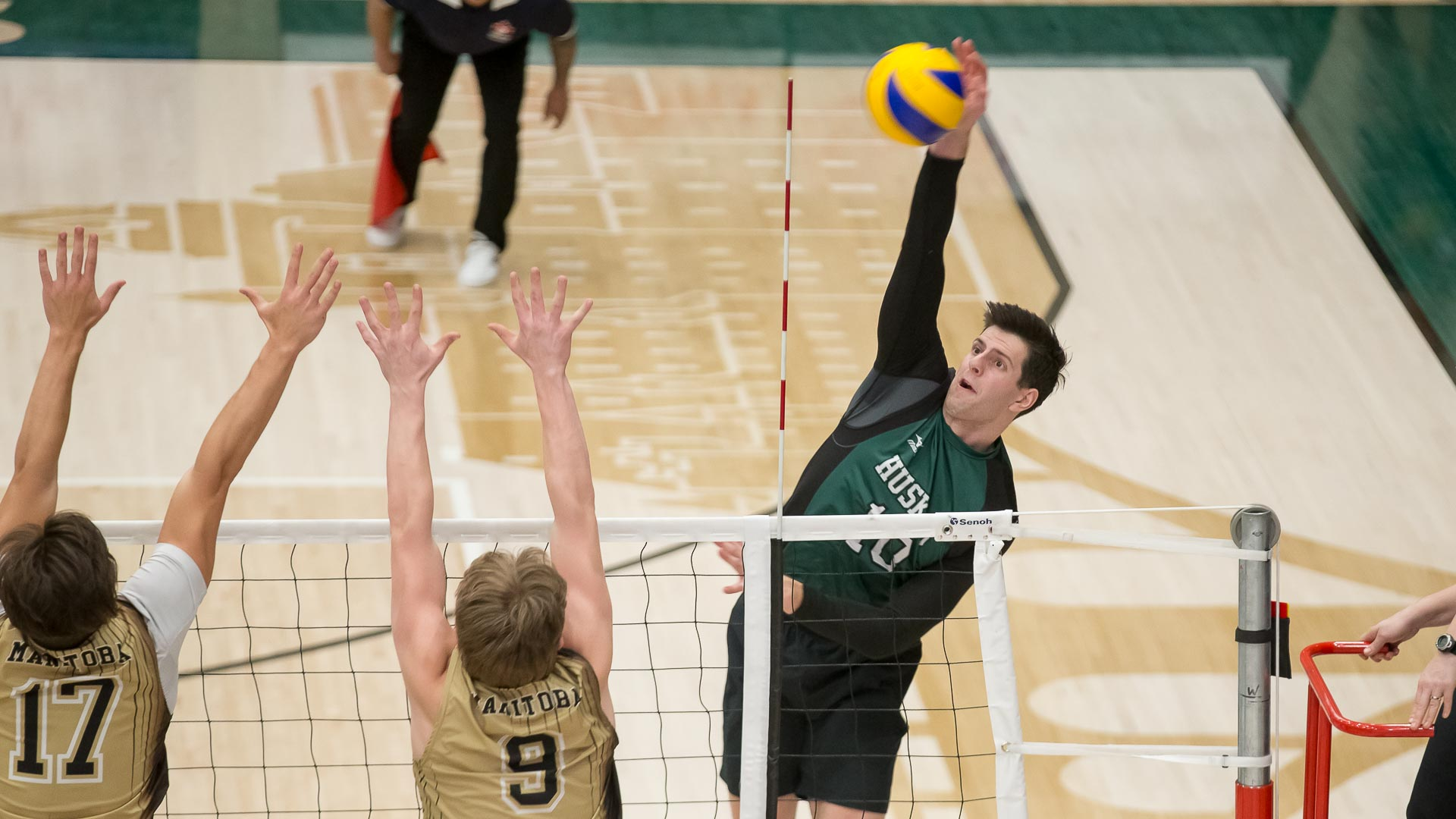 Colin Fraser - Men's Volleyball - University of Saskatchewan