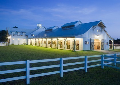 Ronald C Waranch Equestrian Center Savannah College Of