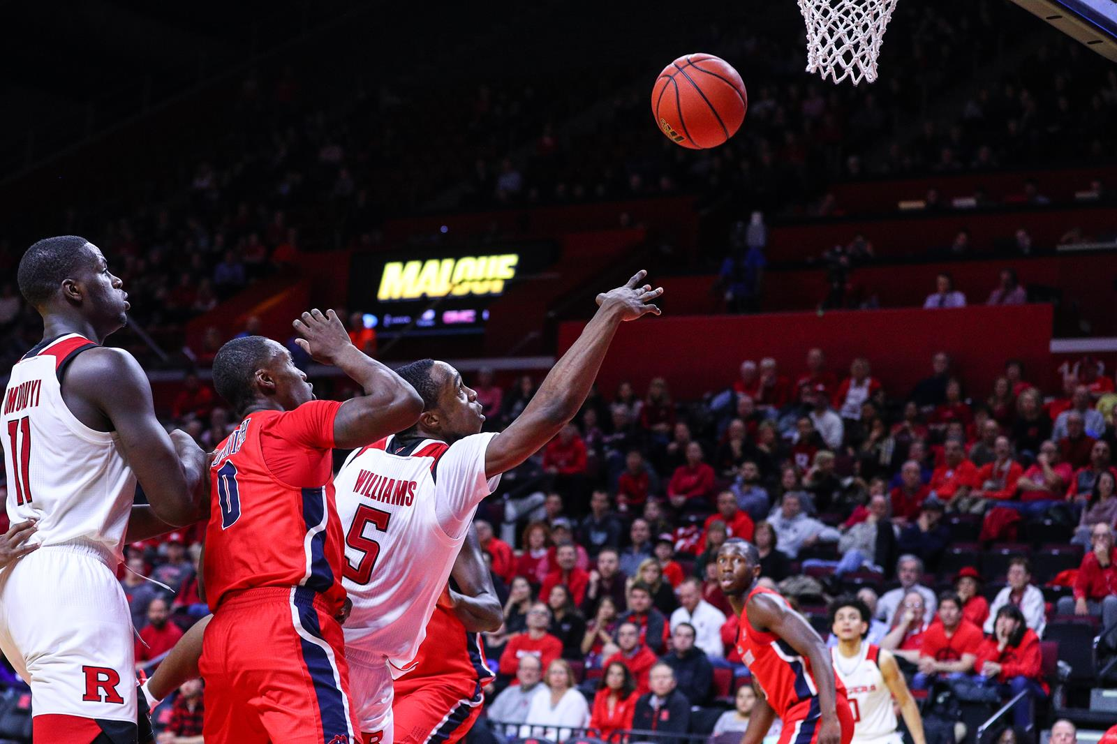 Image result for College Basketball Rutgers Mike