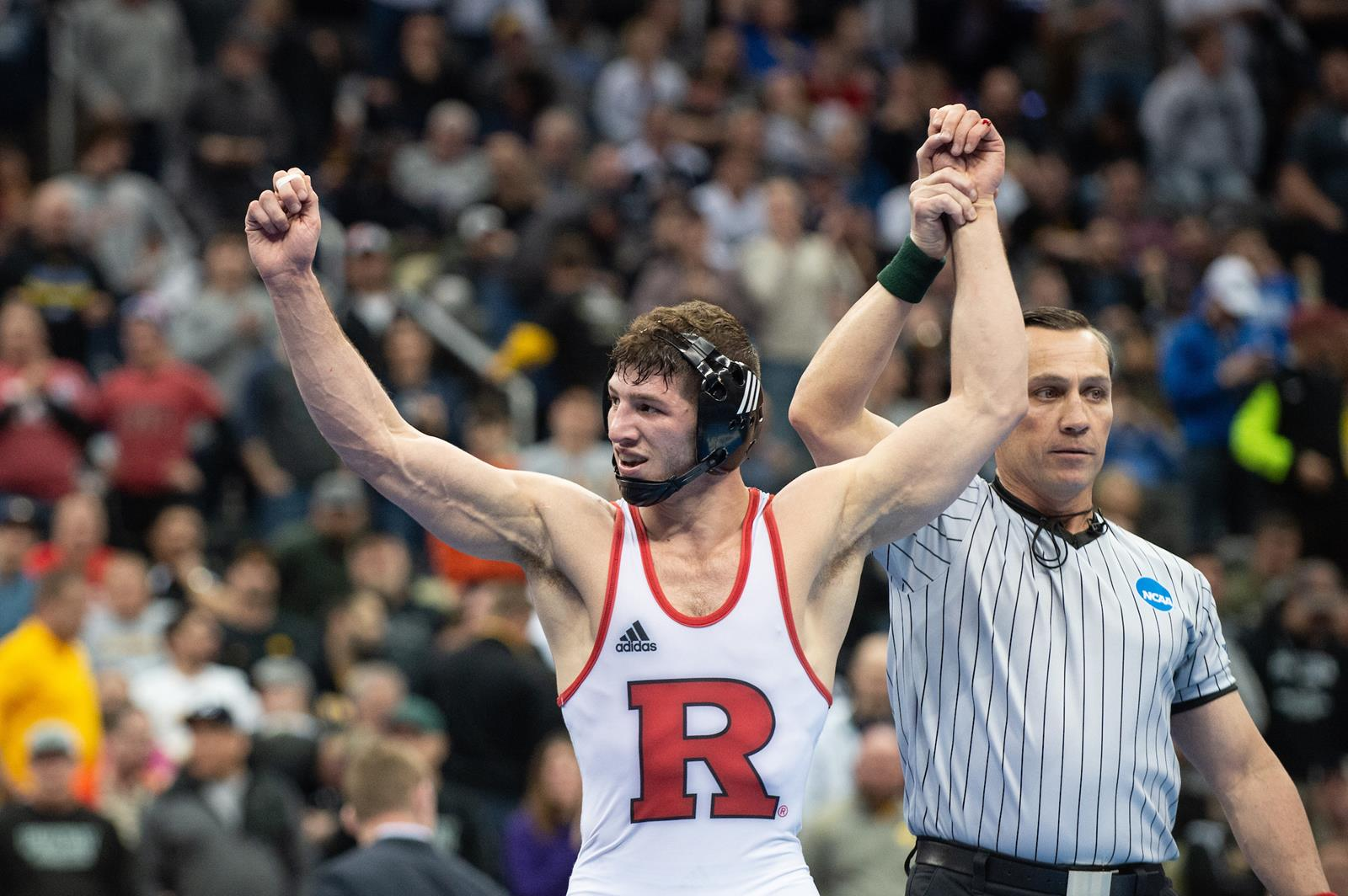 Anthony Ashnault - Wrestling - Rutgers University Athletics
