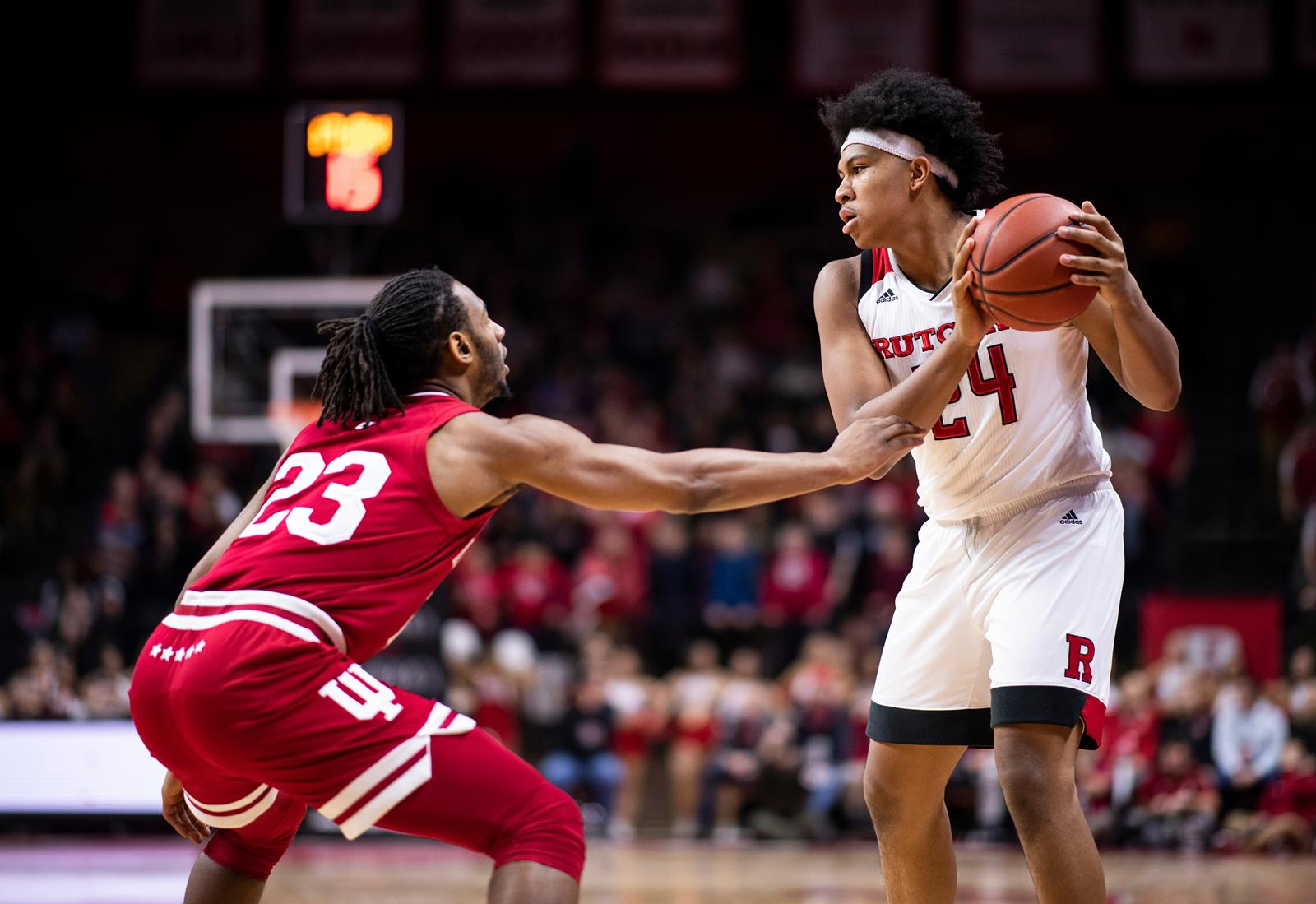 Ron Harper Jr  - Men's Basketball - Rutgers University Athletics
