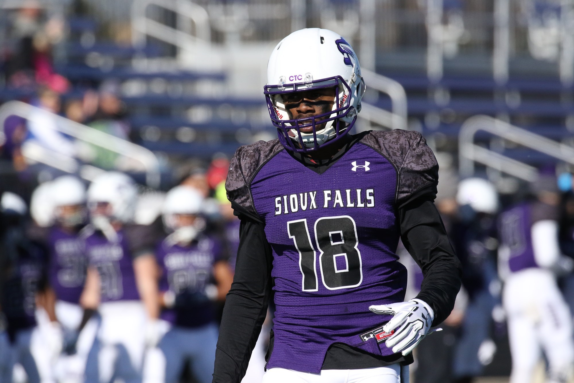 quality design 9a3b6 6bb03 Delvin Batiste - Football - University of Sioux Falls Athletics