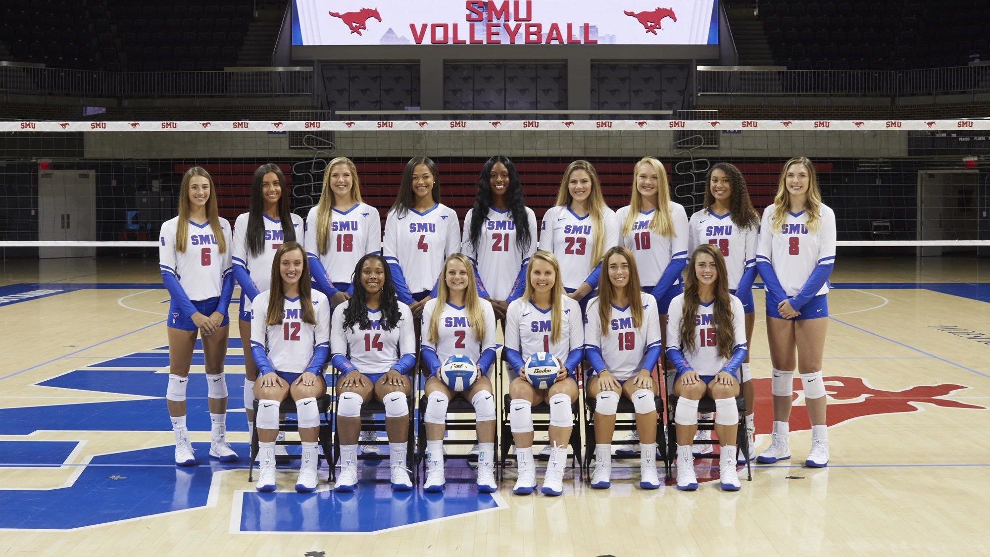 Bria Merchant Volleyball Smu Athletics