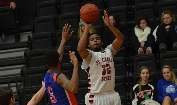 Chuckie Smith - Men's Basketball - St  Cloud State University Athletics