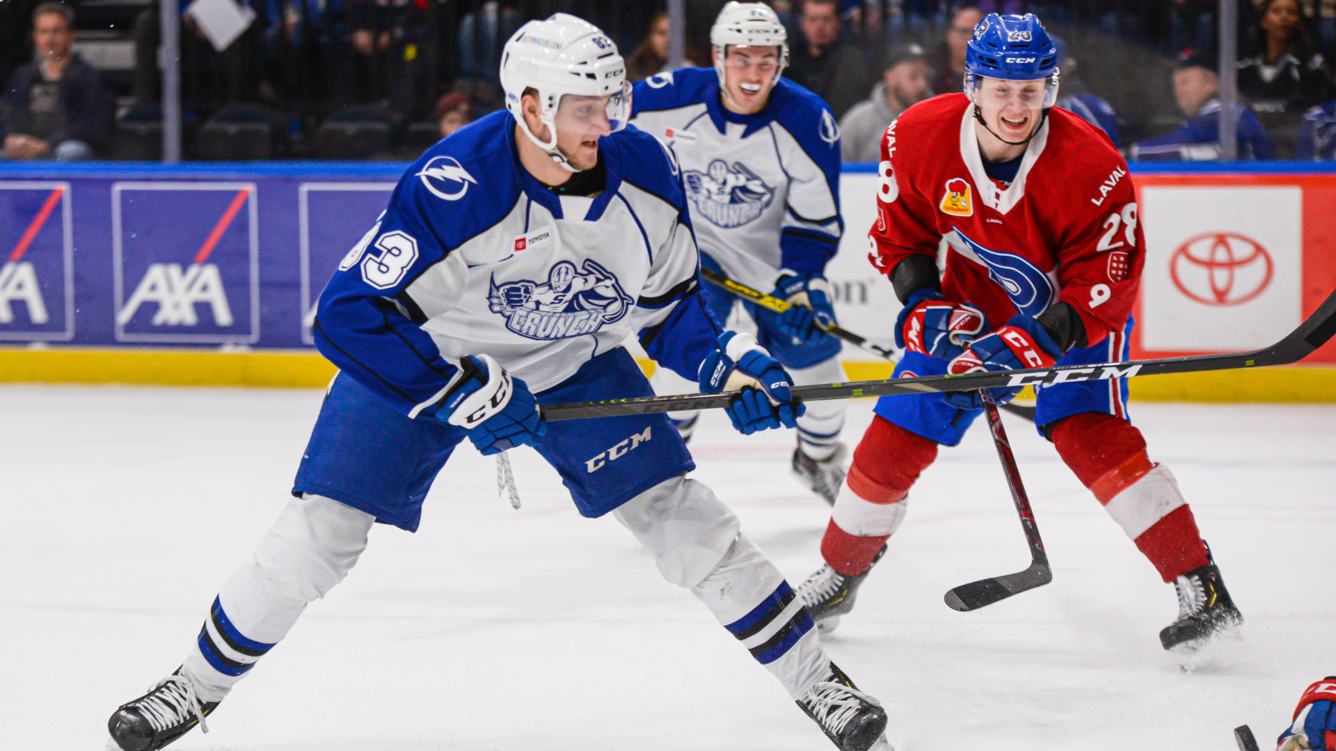 Game 23 Preview: Syracuse Crunch vs. Laval Rocket ...