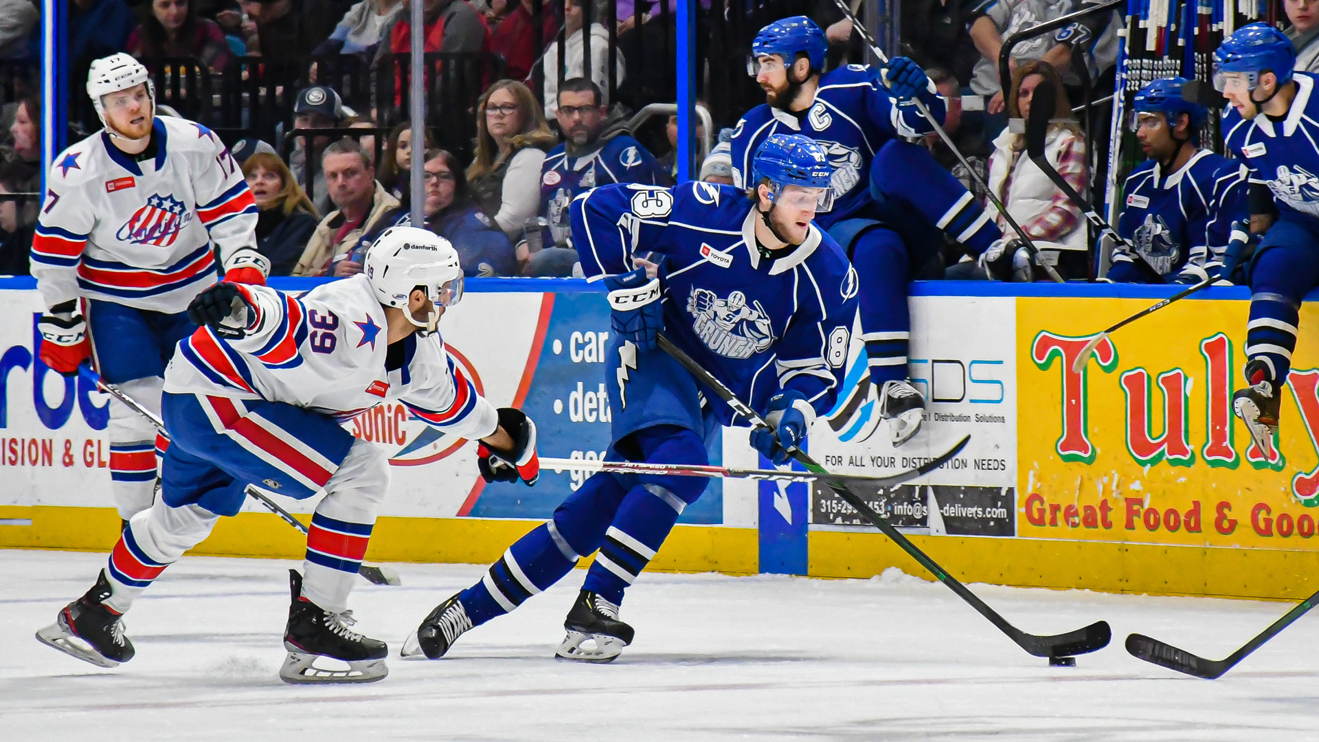 Game 59 Preview: Syracuse Crunch vs. Rochester Americans ...