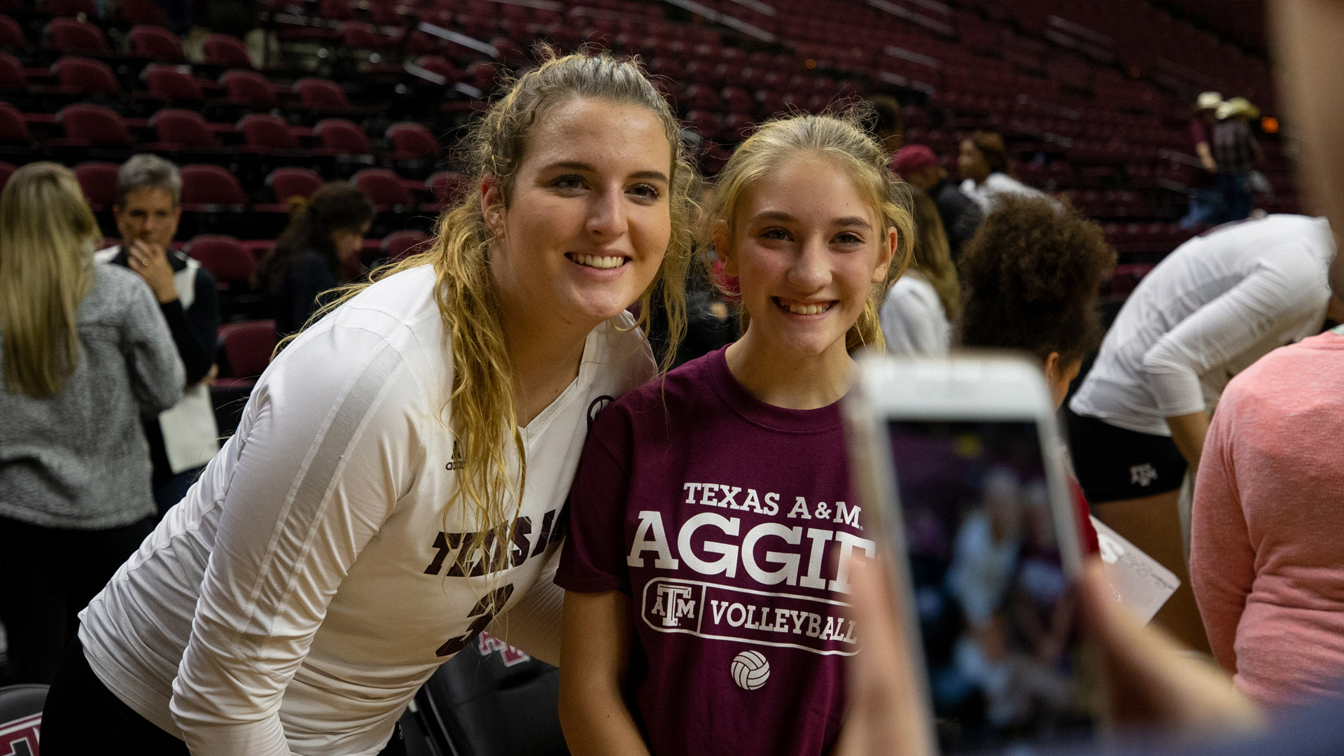 Brookah Palmer - Volleyball - Texas A&M Athletics - Home of the 12th Man