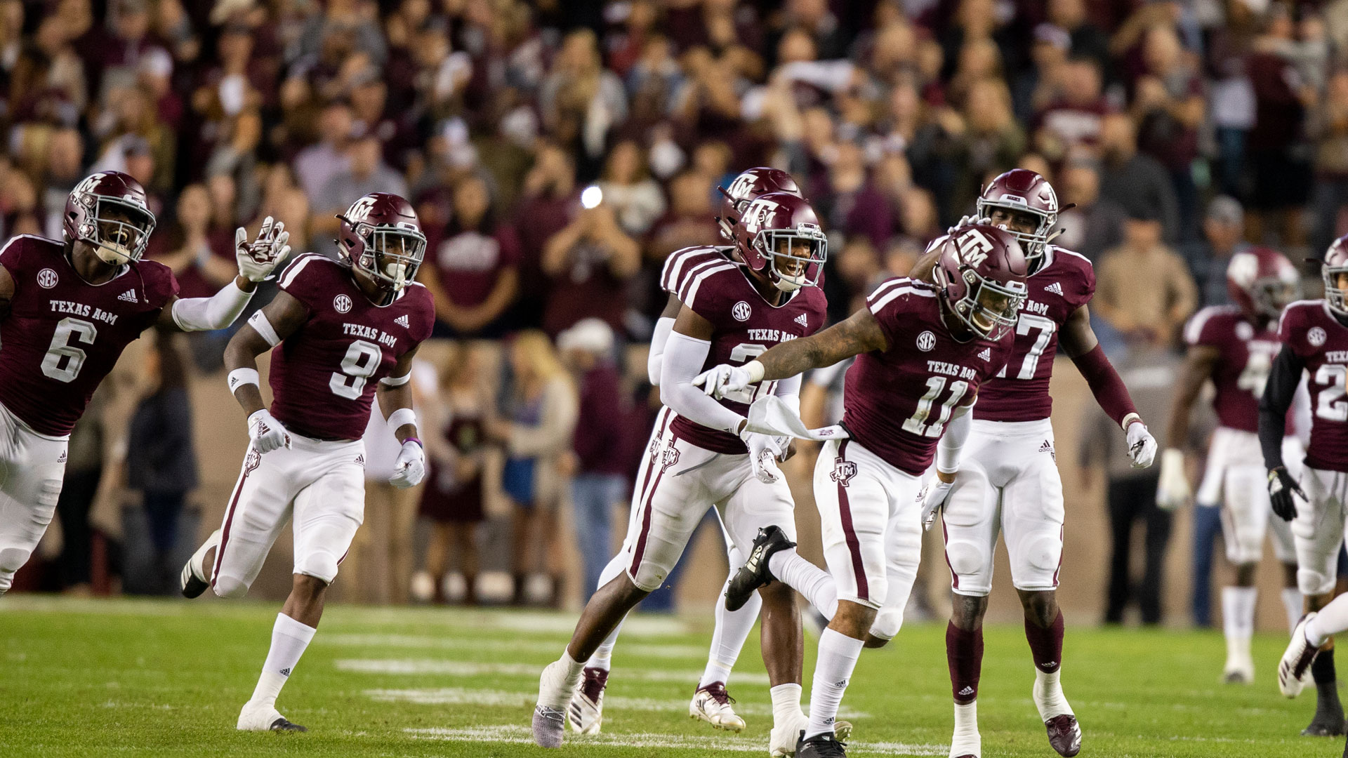 Larry Pryor - Football - Texas A&M Athletics - Home of the 12th Man