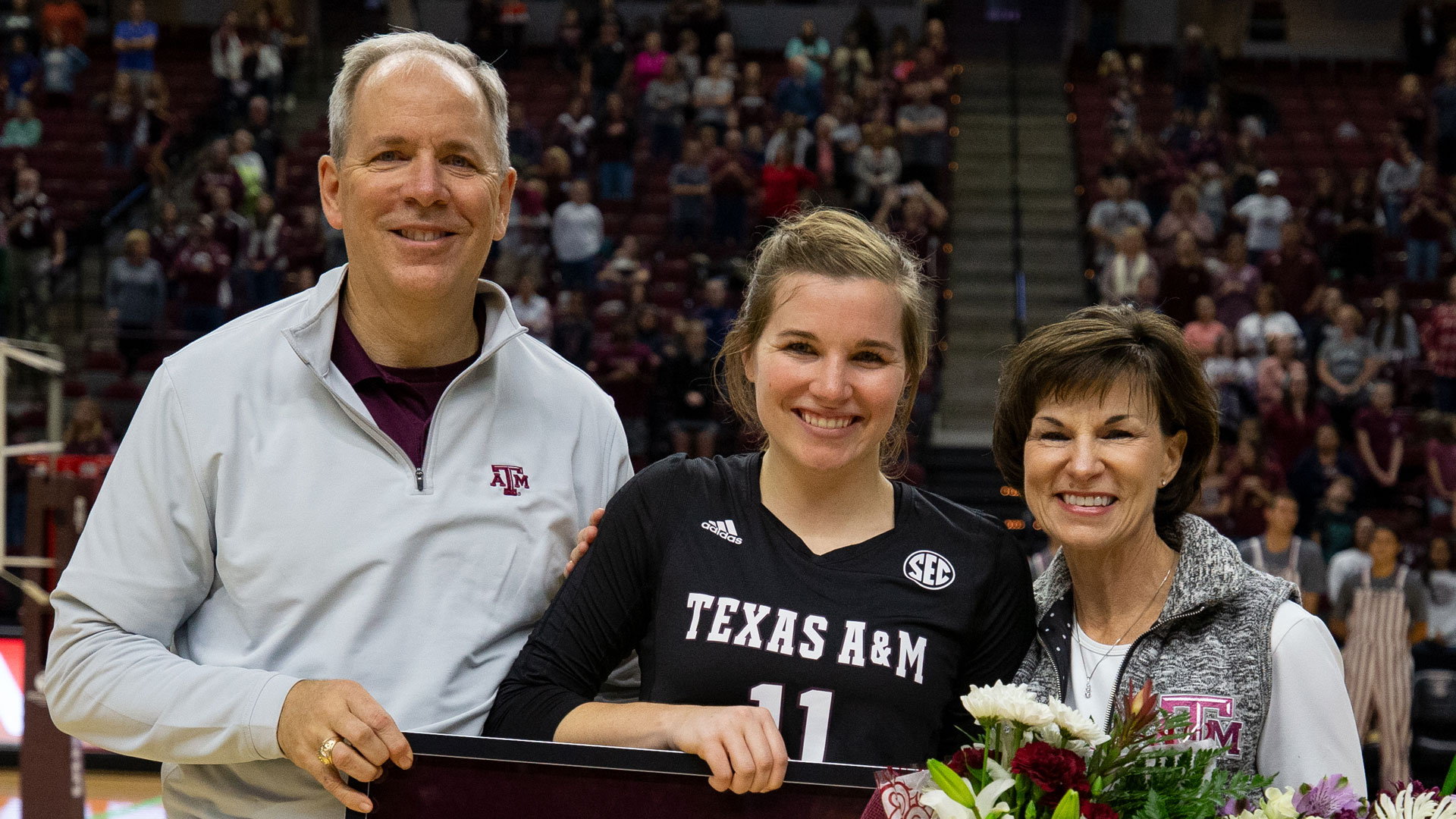 Amy Houser - Volleyball - Texas A&M Athletics - Home of the 12th Man
