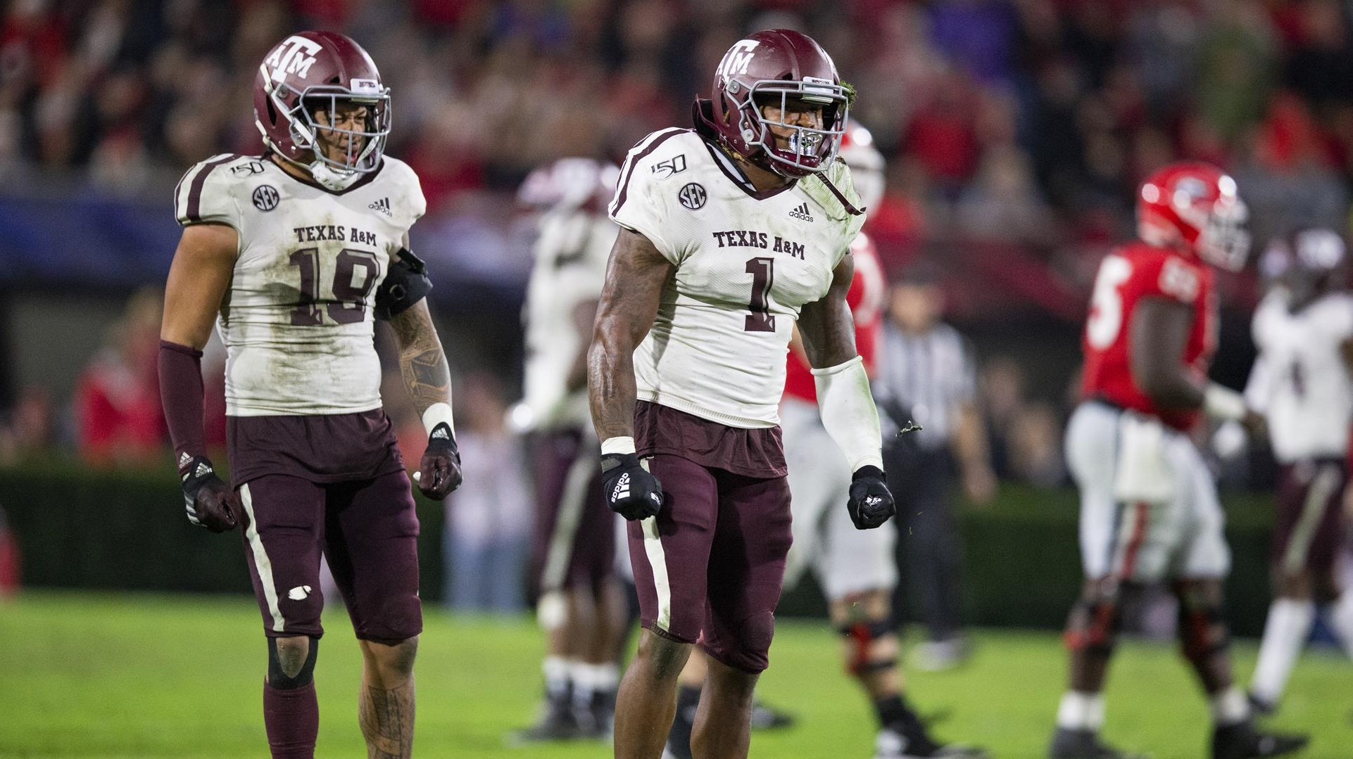 Anthony Hines Iii Football Texas A M Athletics Home Of The 12th Man