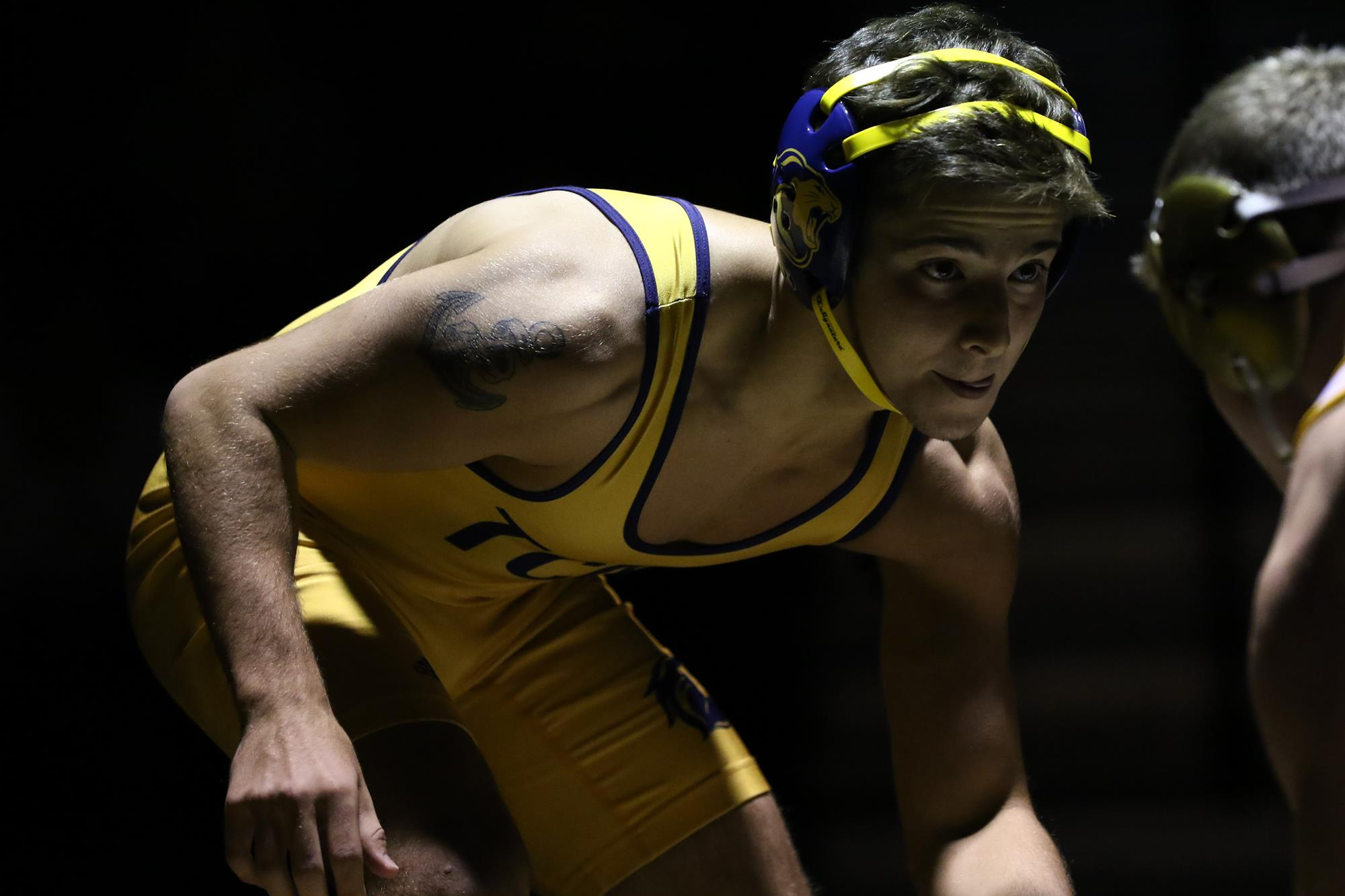 Jake Giordano - Wrestling - The College of New Jersey Athletics