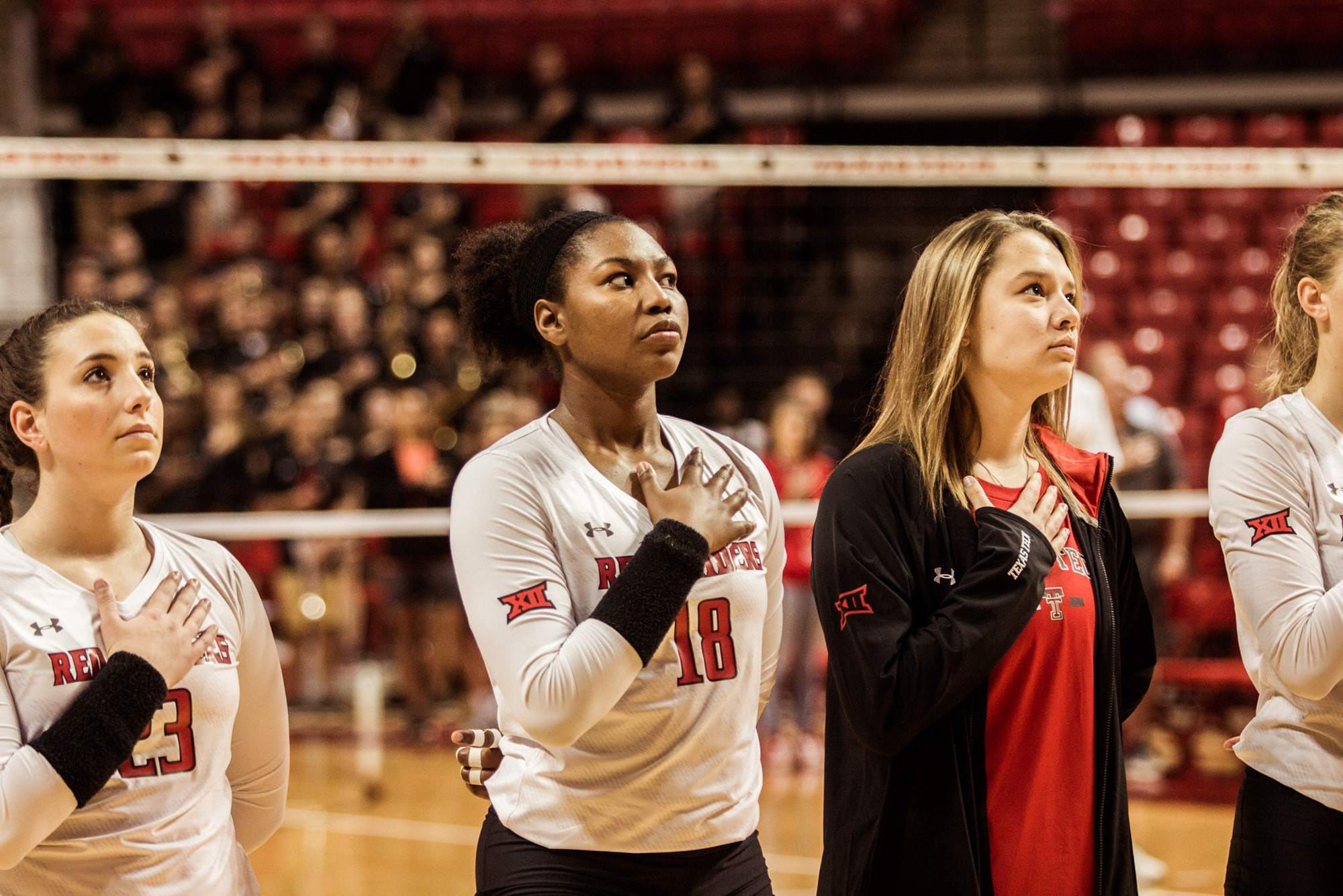 Emily Shaw Women S Volleyball Texas Tech Red Raiders