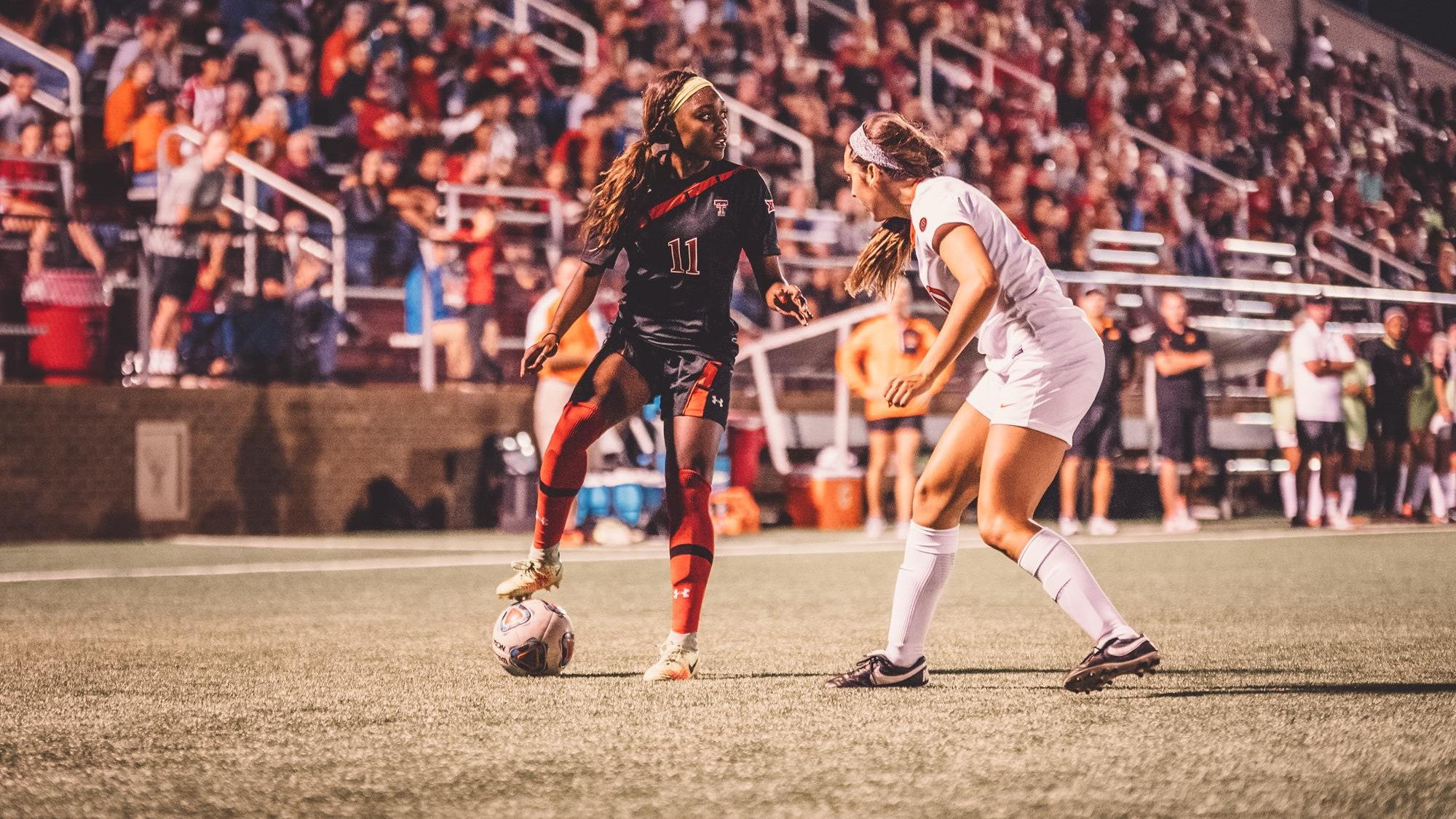 Ally Griffin Women S Soccer Texas Tech Red Raiders