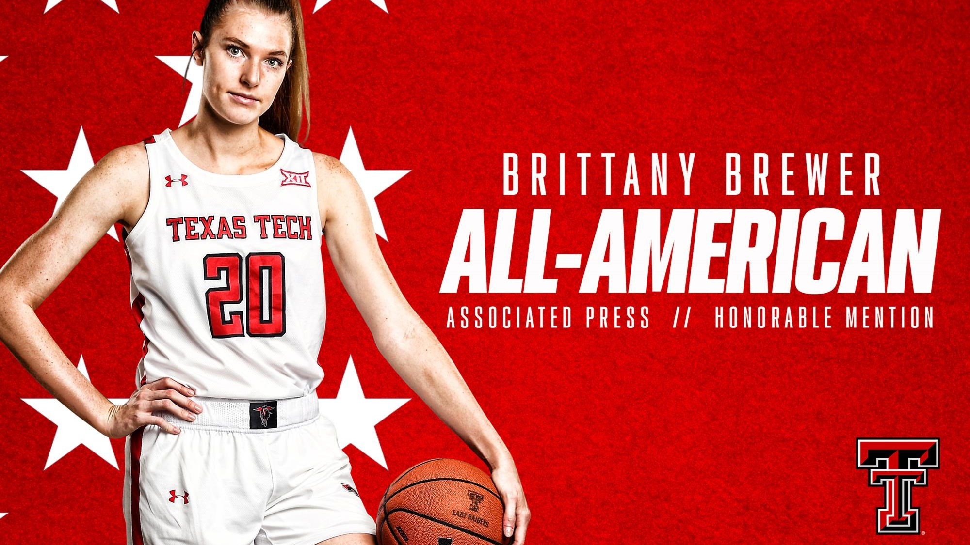Brittany Brewer Women S Basketball Texas Tech Red Raiders