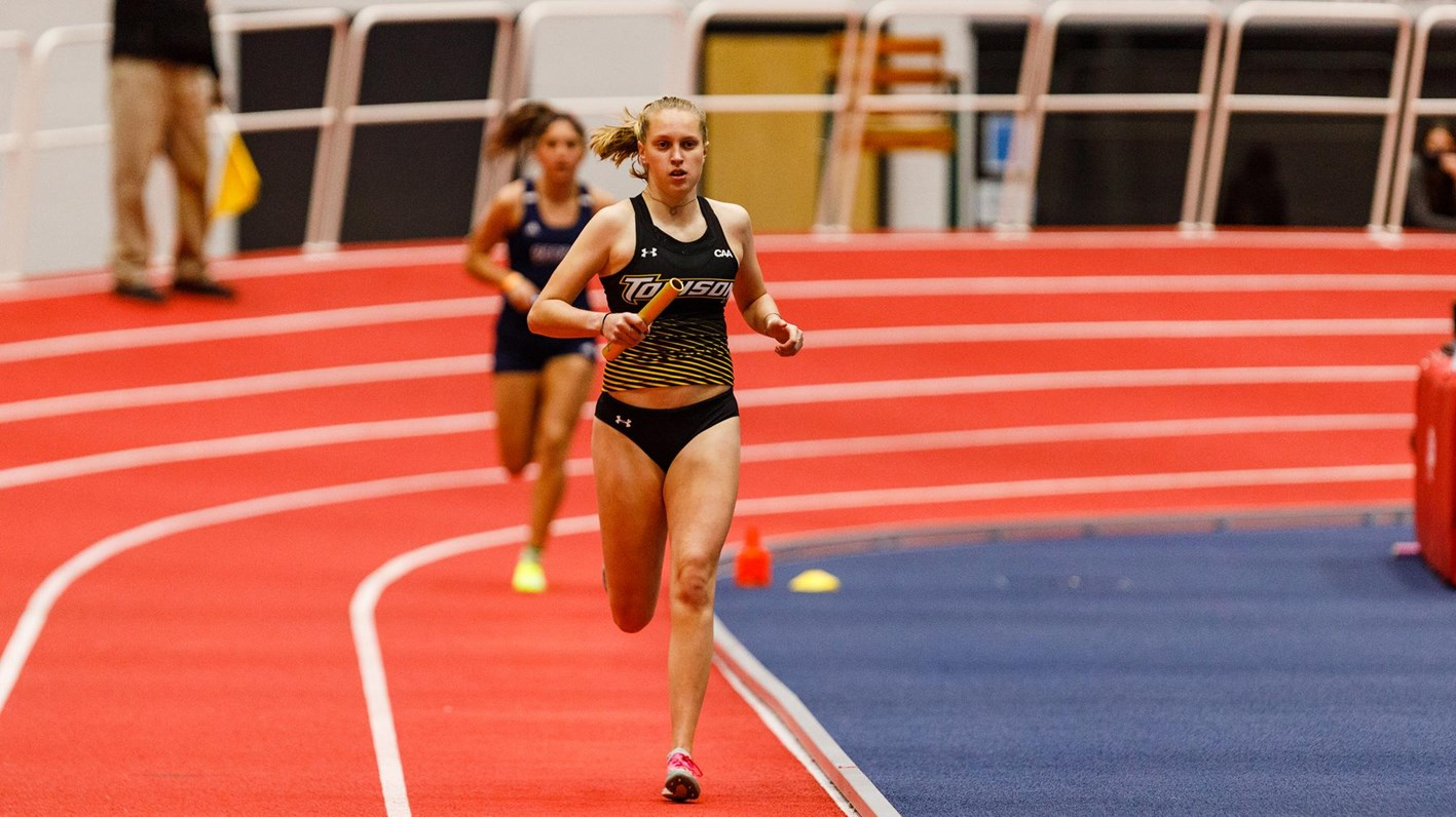 Track Wraps Up Day One of Liberty Elite Invitational