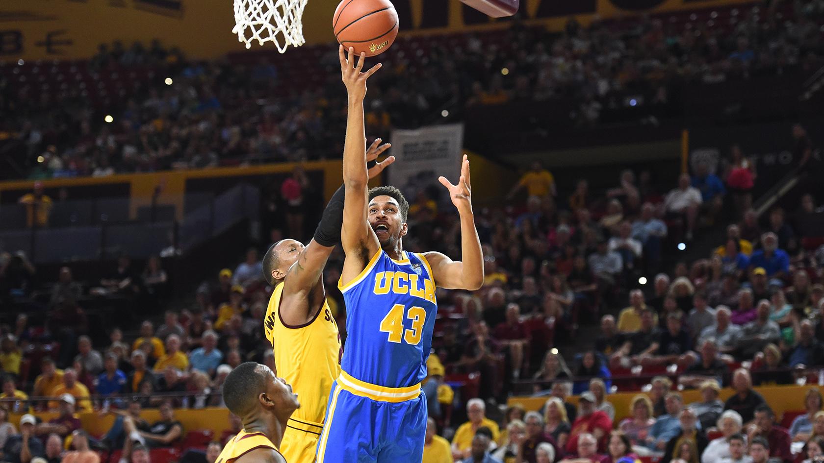 separation shoes 52e16 64493 Jonah Bolden - Men's Basketball - UCLA