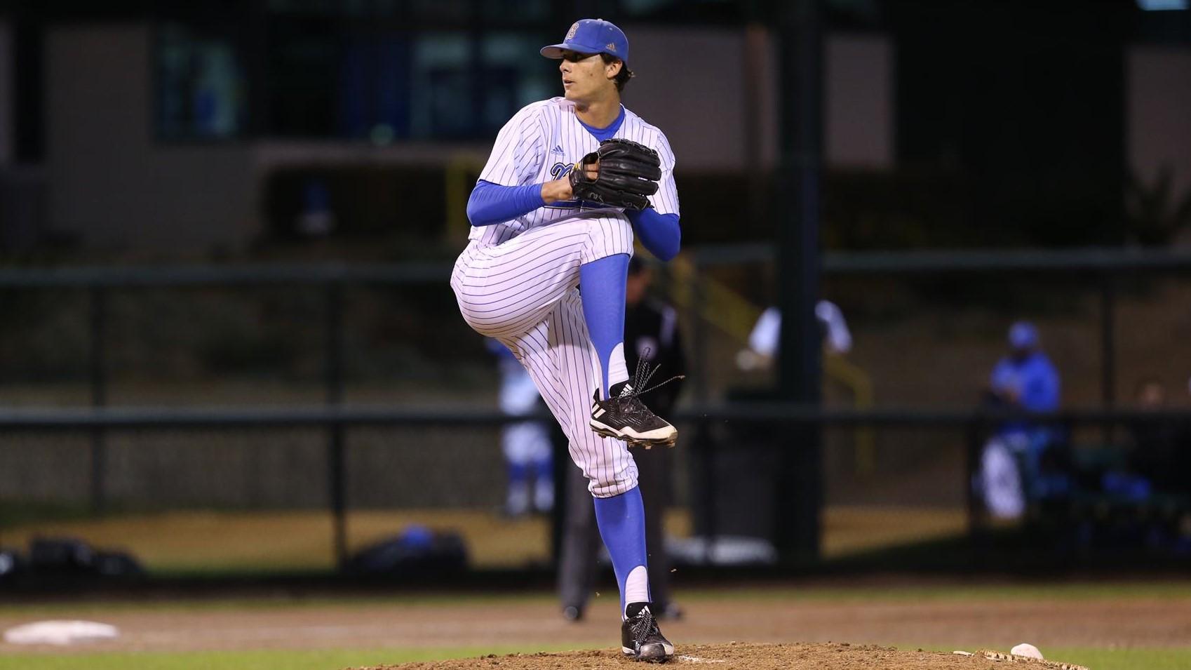 premium selection a2169 c8d6f Justin Hooper - Baseball - UCLA