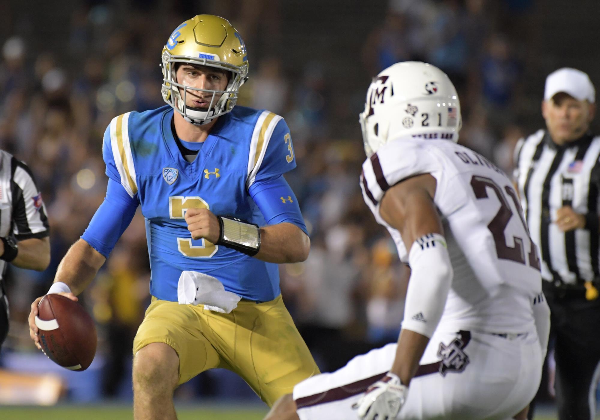 pretty nice bdb7e 1ee11 Josh Rosen - Football - UCLA