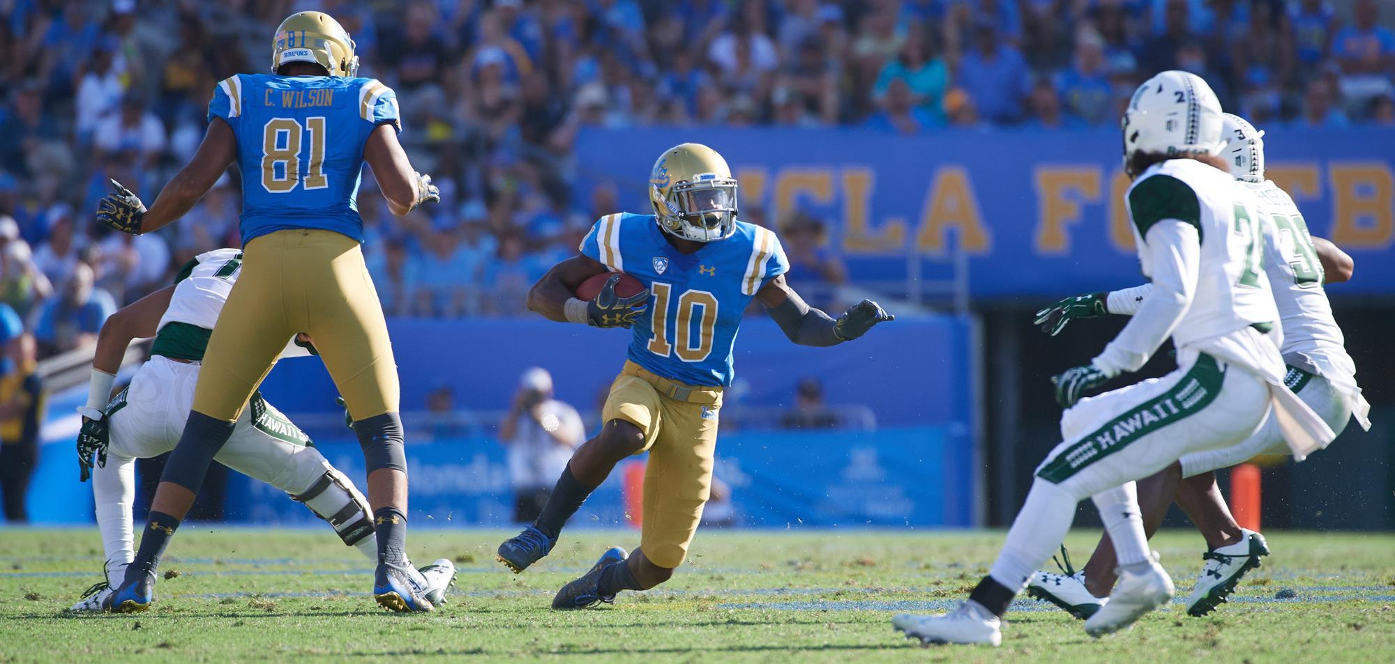 Demetric Felton - Football - UCLA