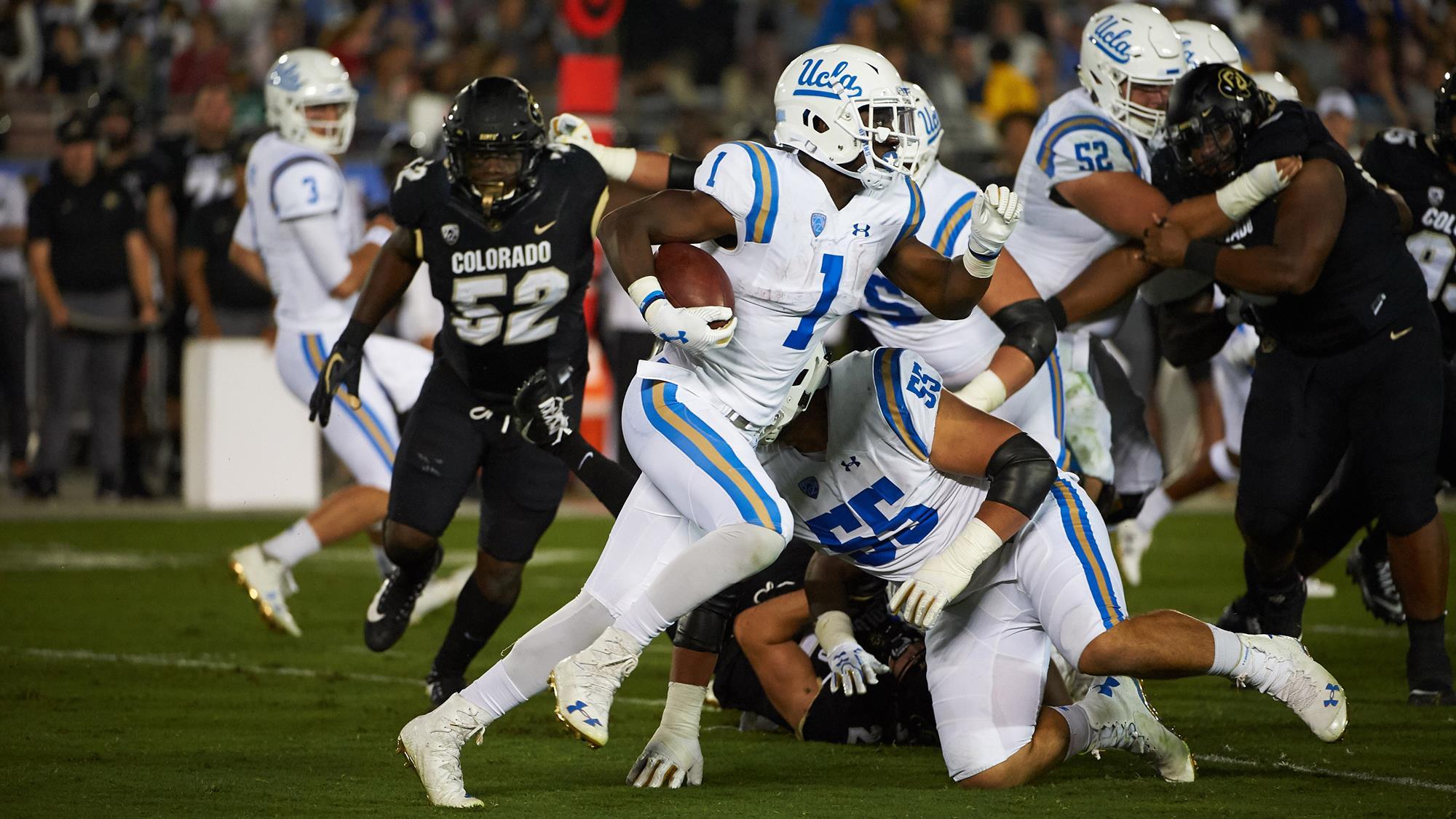 Soso Jamabo - Football - UCLA