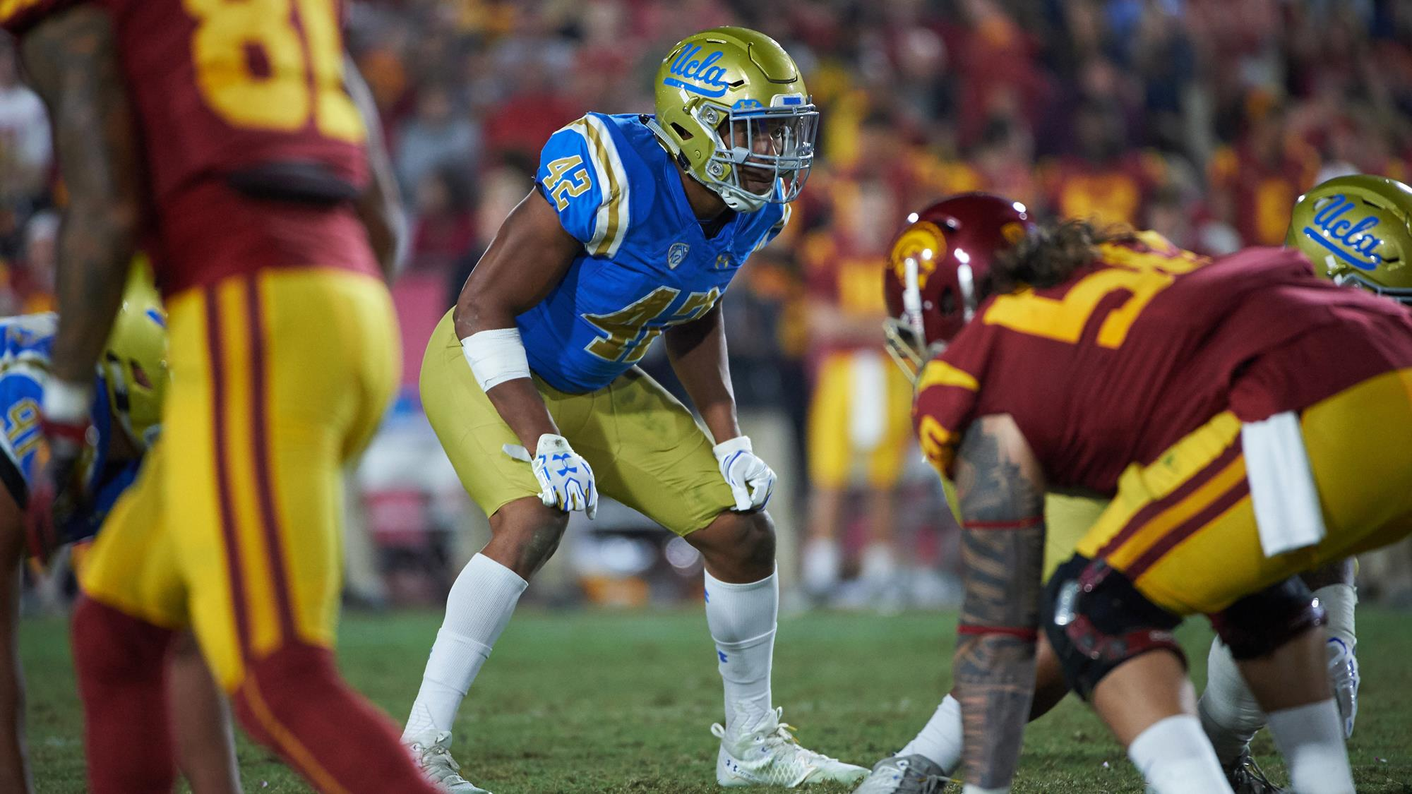 Kenny Young - Football - UCLA