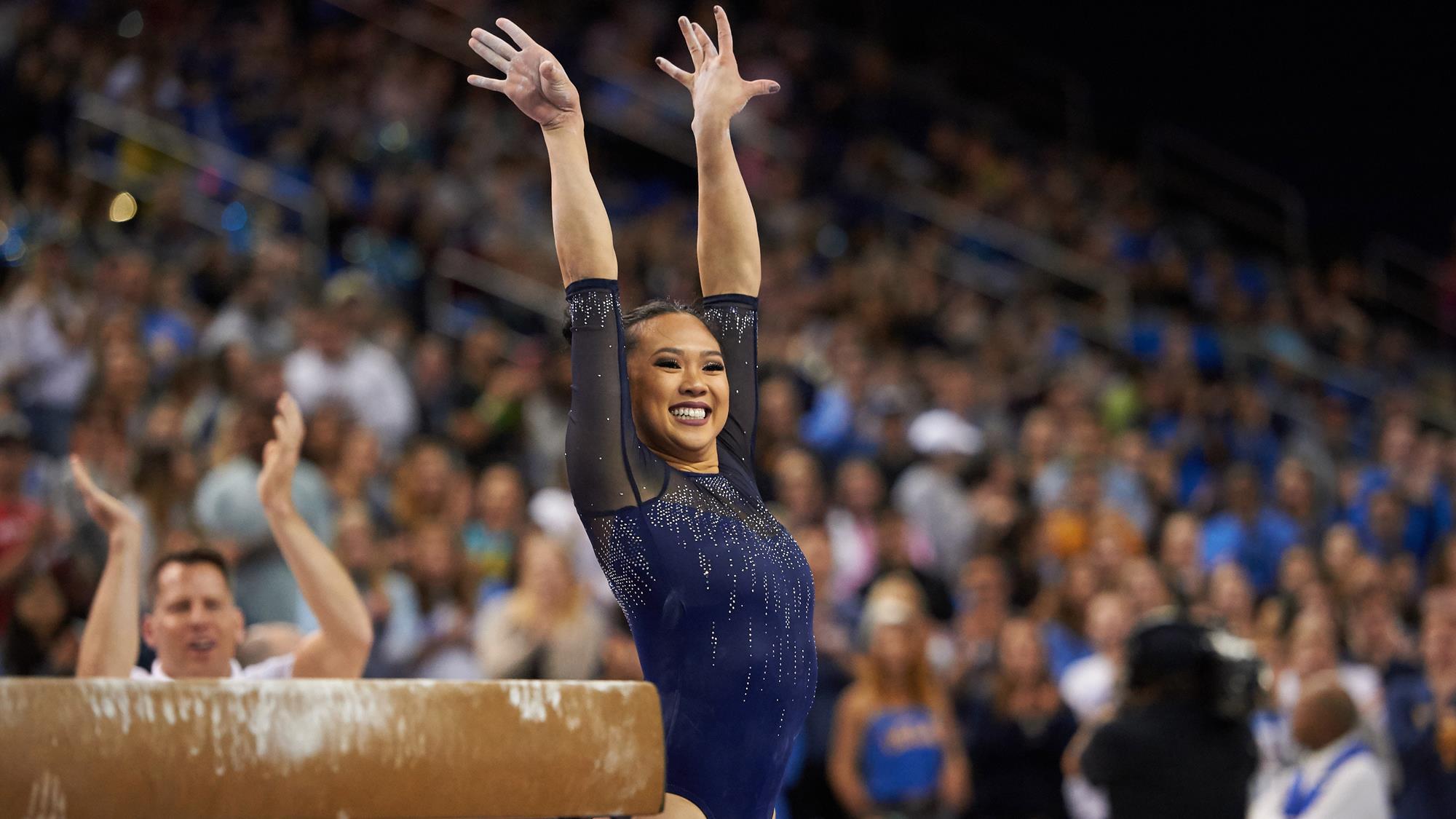 Christine Peng-Peng Lee - Gymnastics - UCLA
